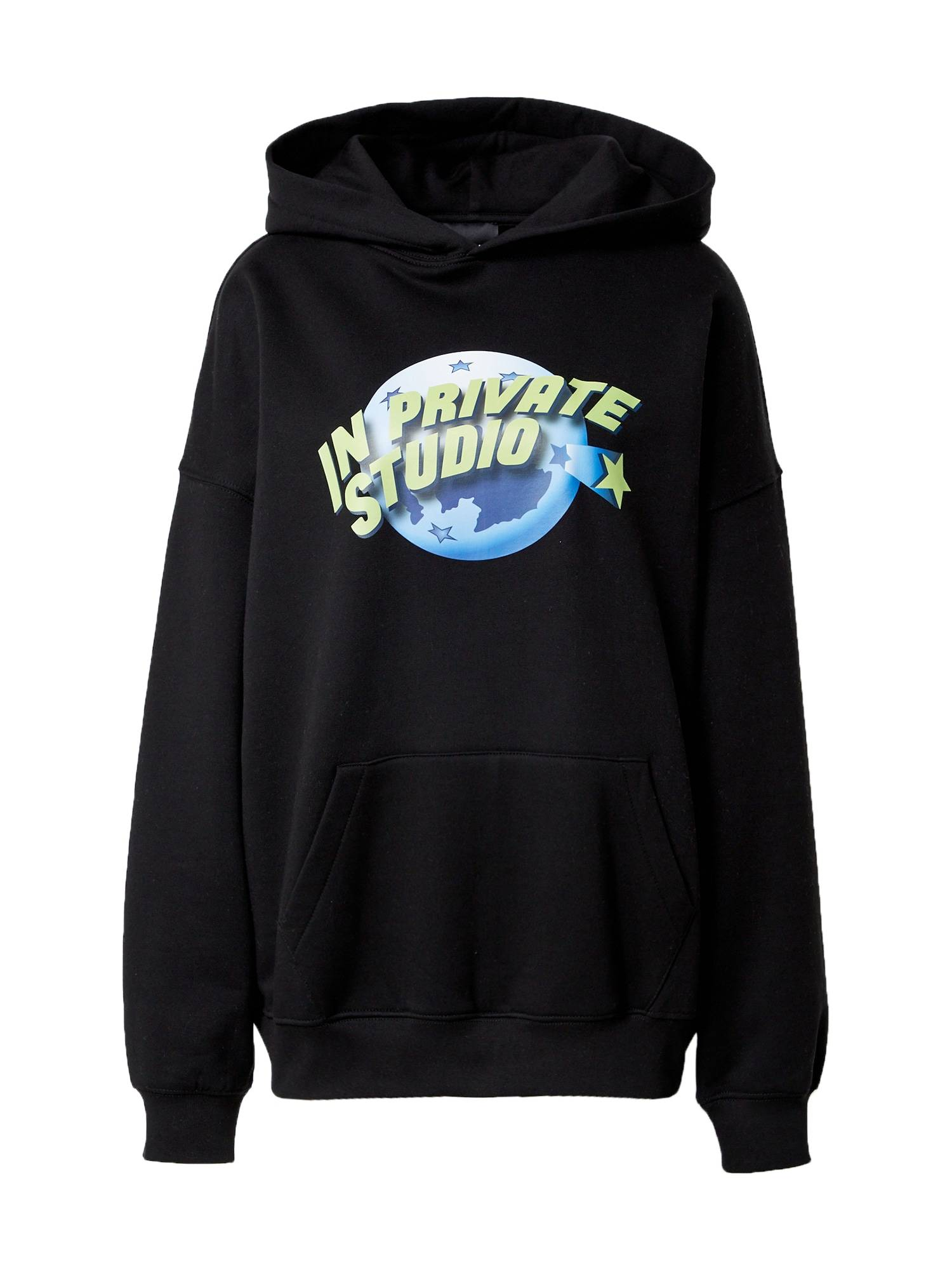 IN PRIVATE Studio Sweat-shirt  - Noir - Taille: XL - female