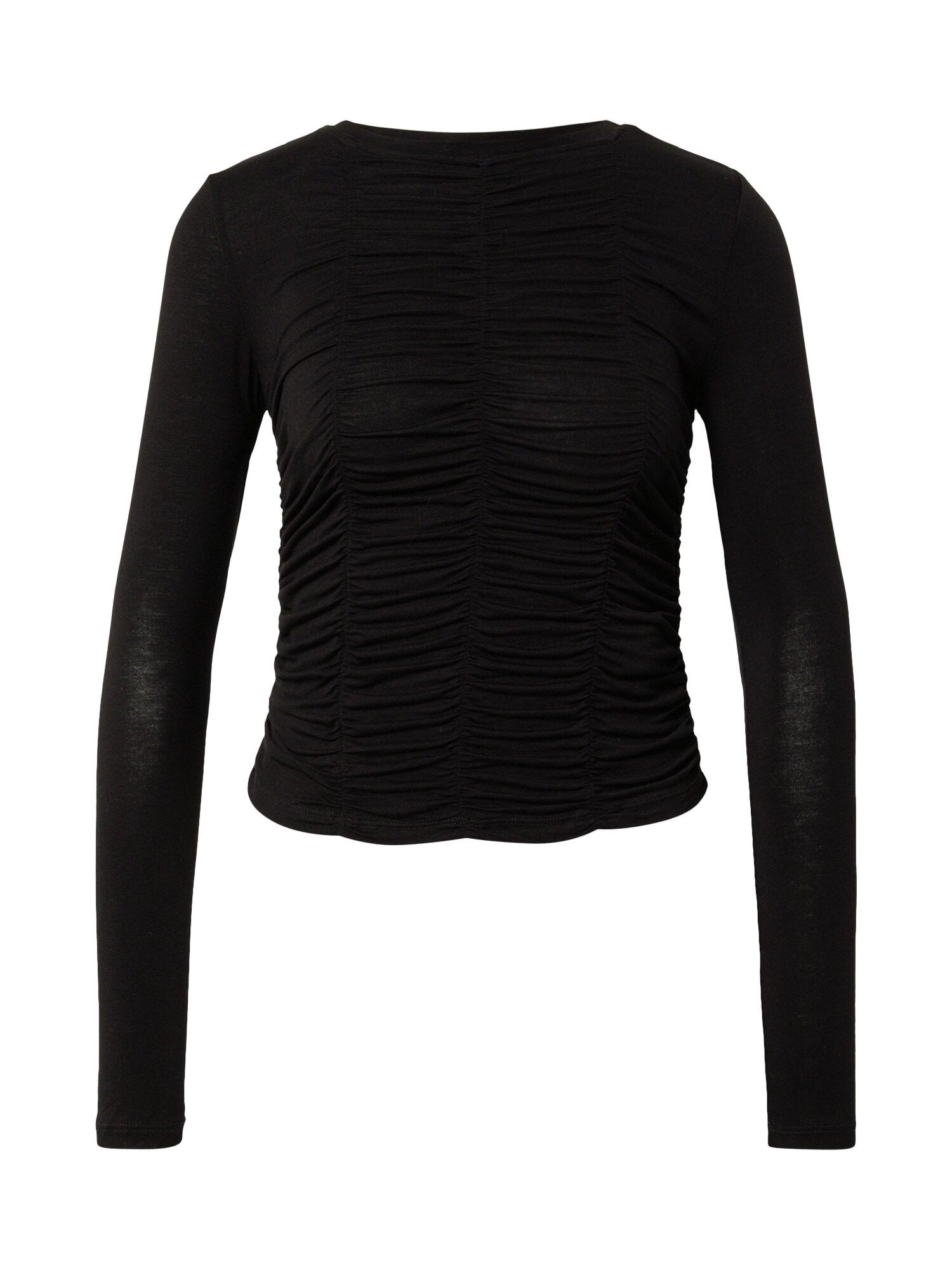 Gina Tricot Haut 'Catti'  - Noir - Taille: XS - female