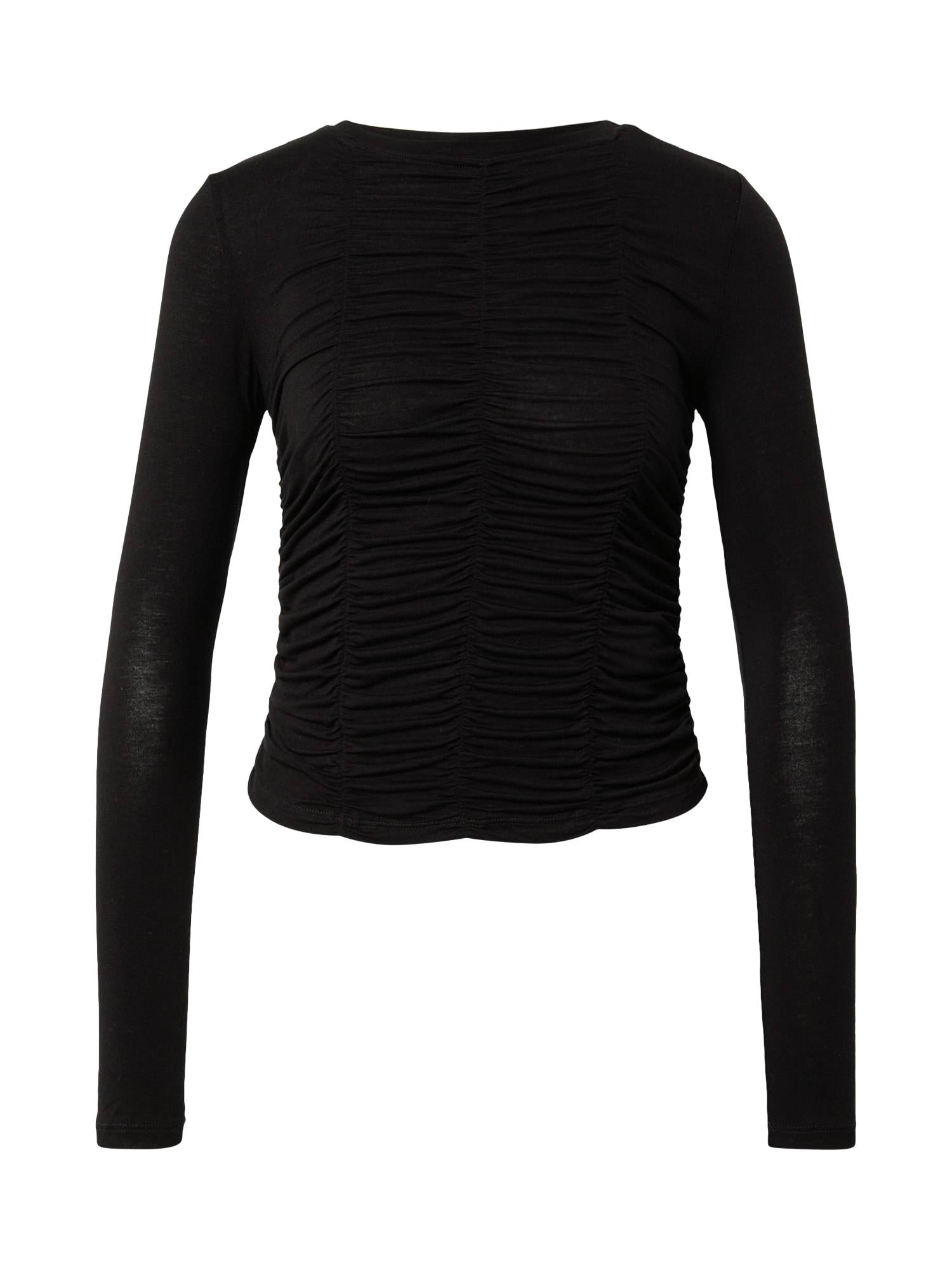Gina Tricot Haut 'Catti'  - Noir - Taille: M - female