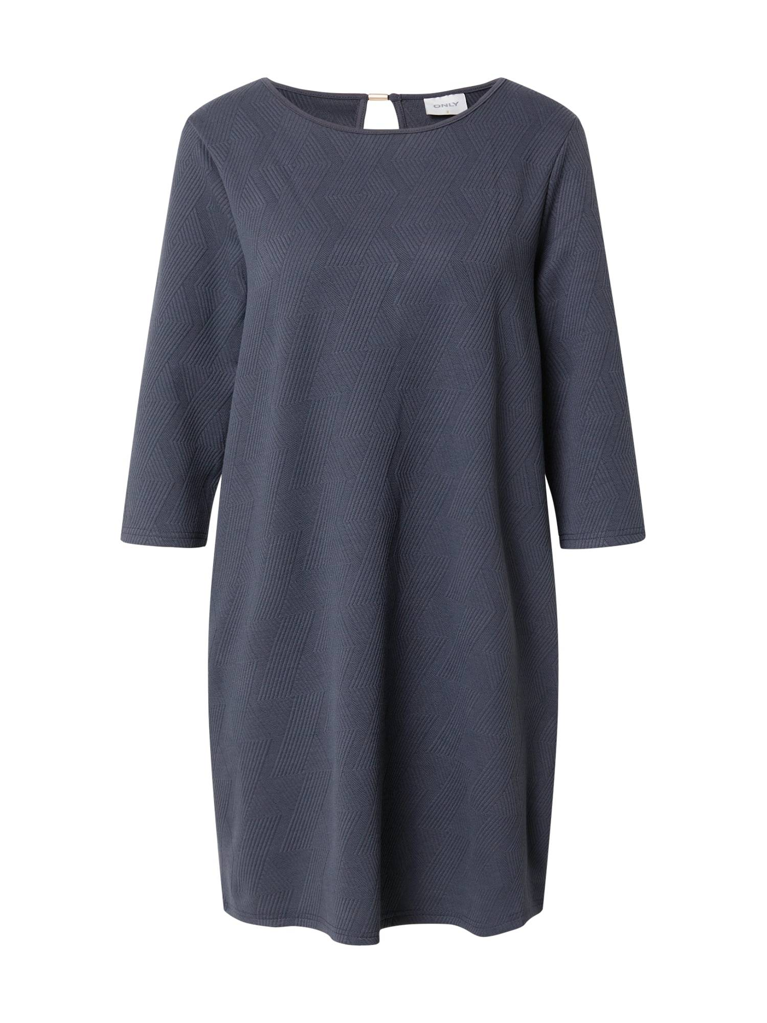 ONLY Robe 'SOJA'  - Bleu - Taille: L - female