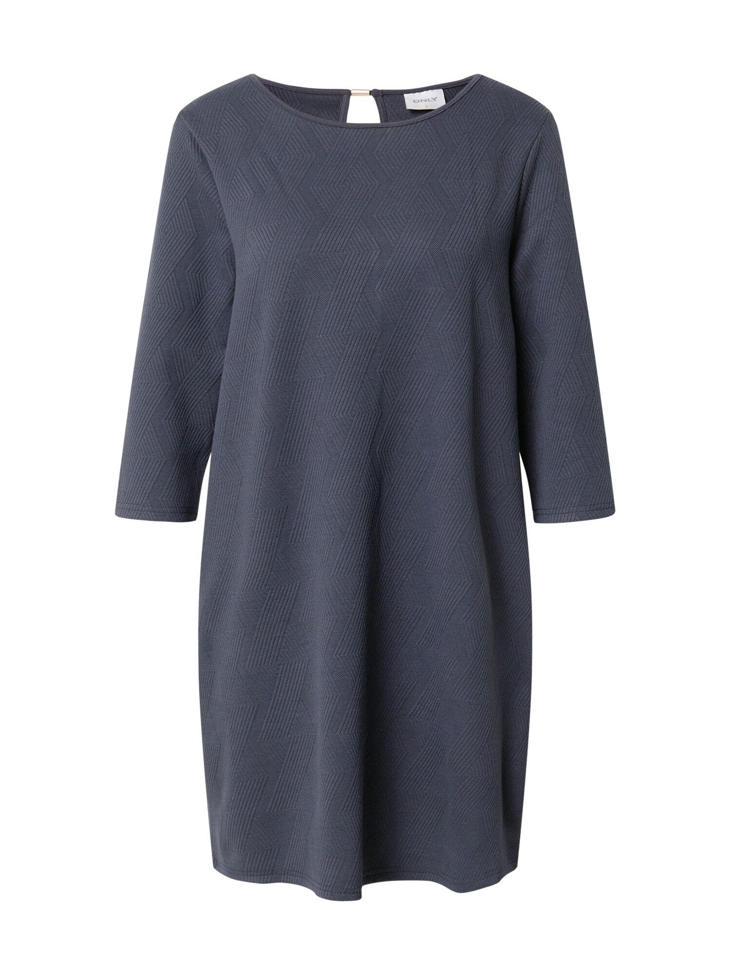 ONLY Robe 'SOJA'  - Bleu - Taille: M - female
