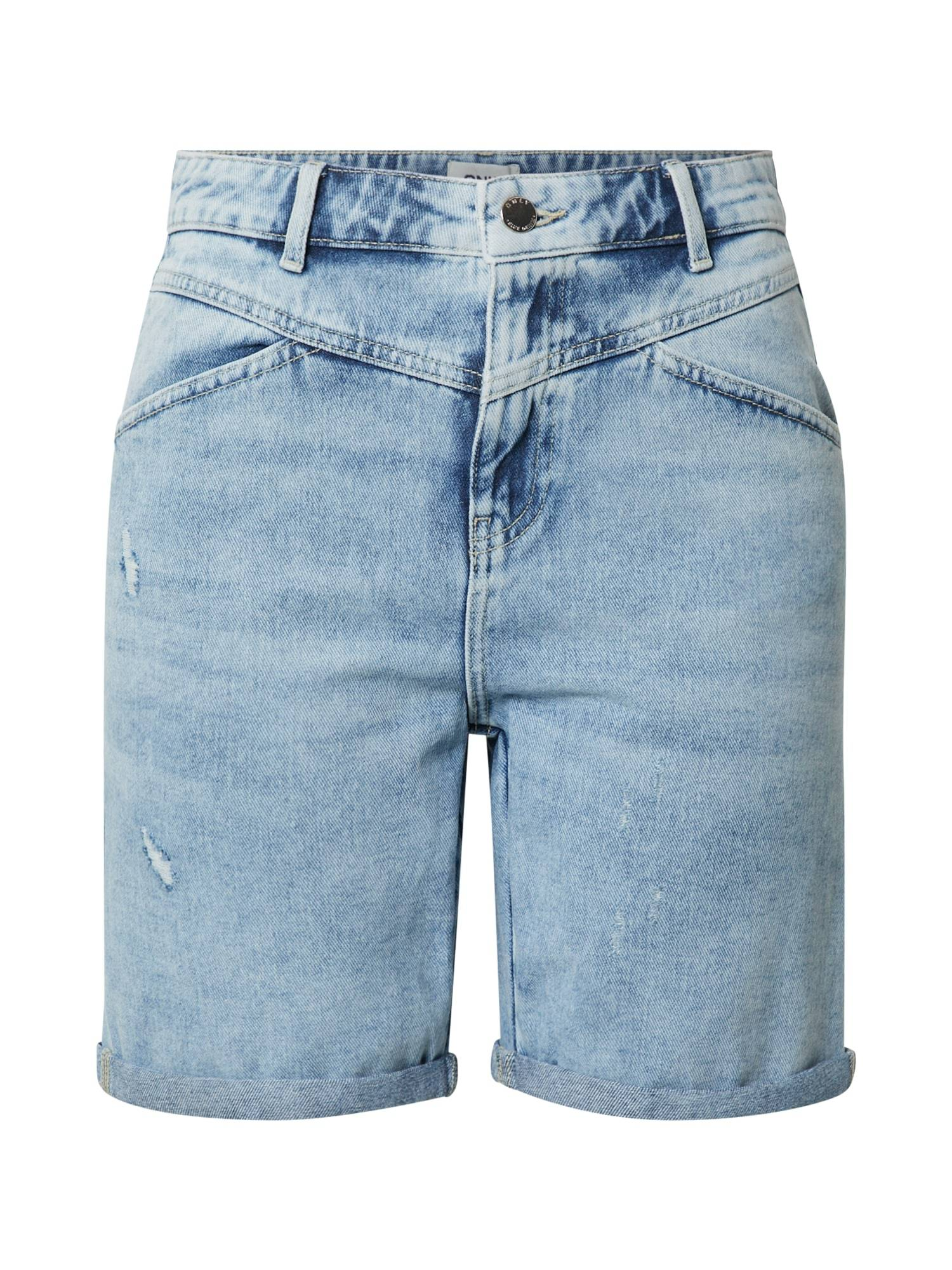 ONLY Jean 'Future'  - Bleu - Taille: L - female