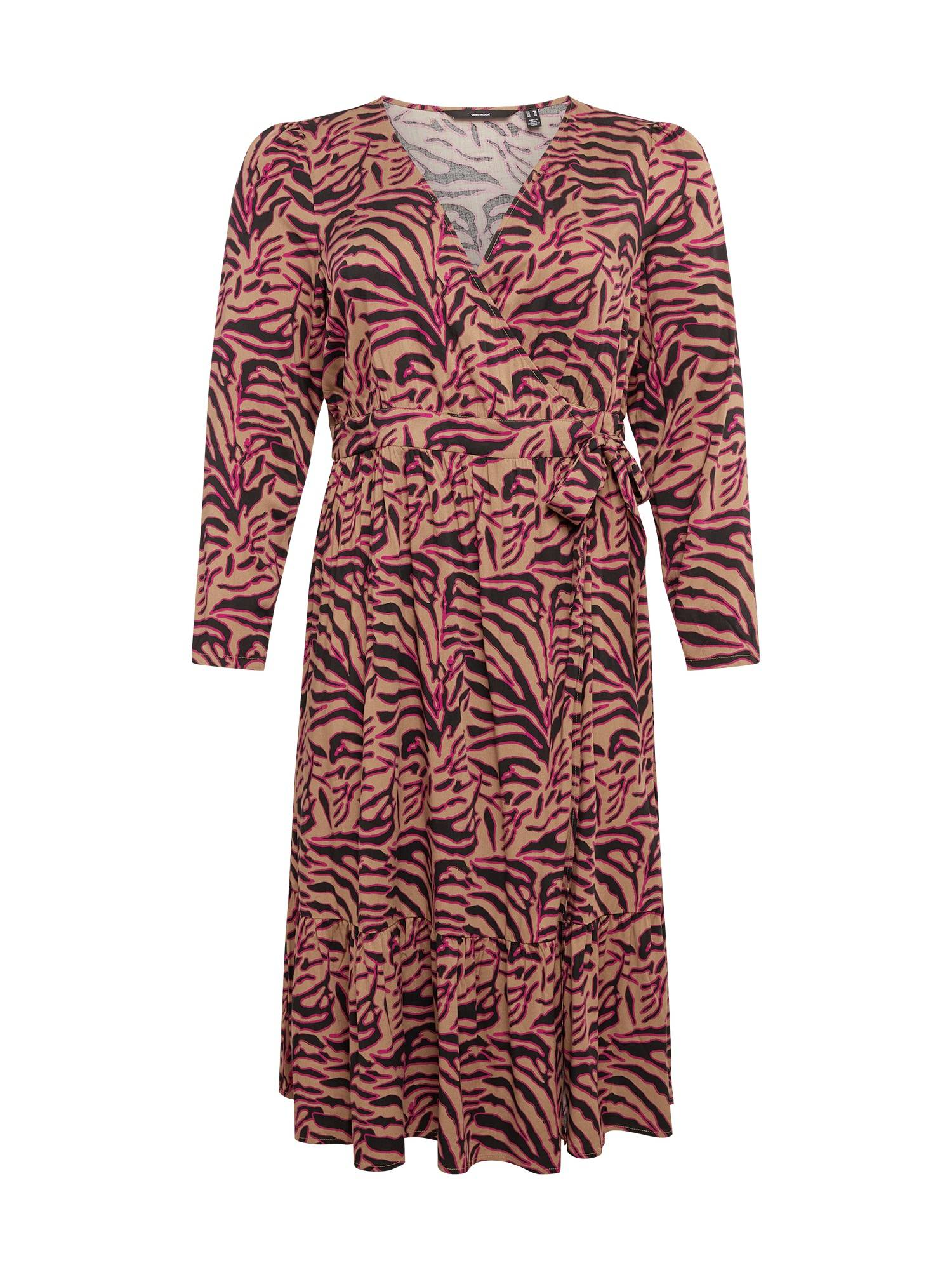 Vero Moda Curve Robe  - Rose - Taille: 46 - female