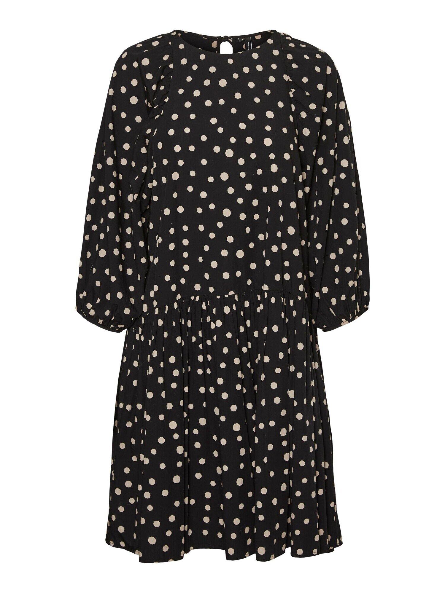 VERO MODA Robe 'Sinna'  - Noir - Taille: XS - female