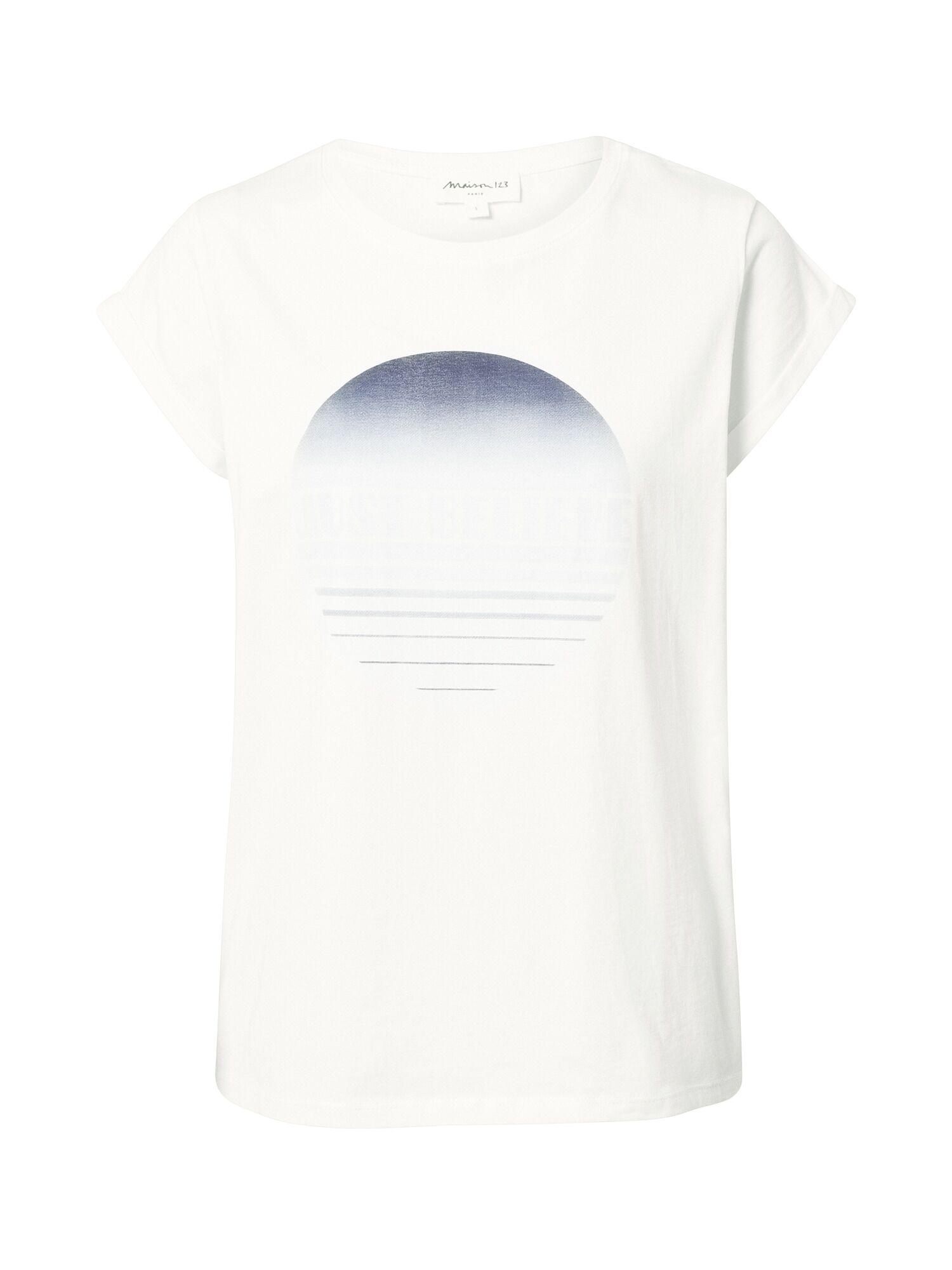Maison 123 T-shirt 'INNOCENT'  - Beige - Taille: L - female