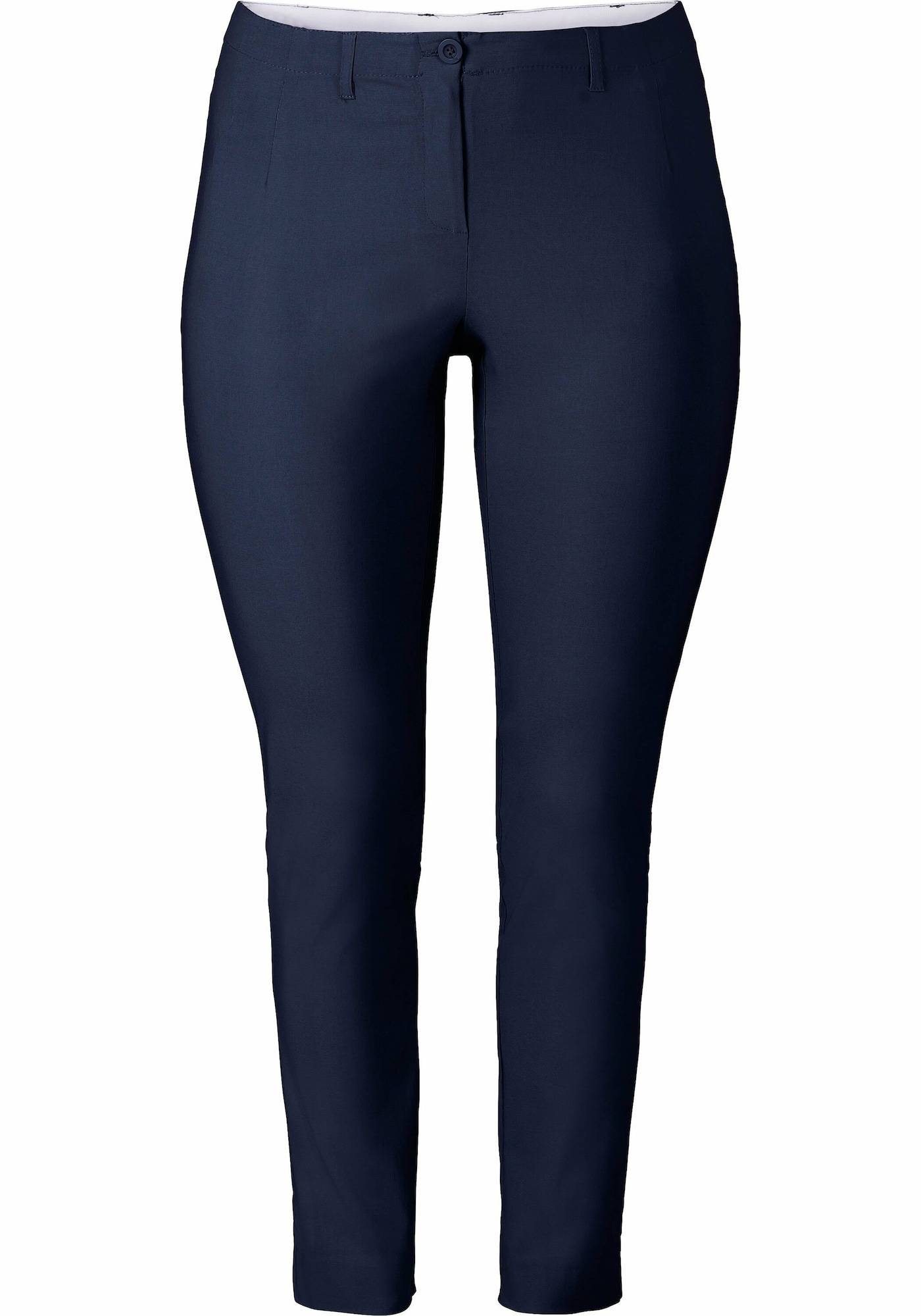 SHEEGO Pantalon  - Bleu - Taille: 58 - female