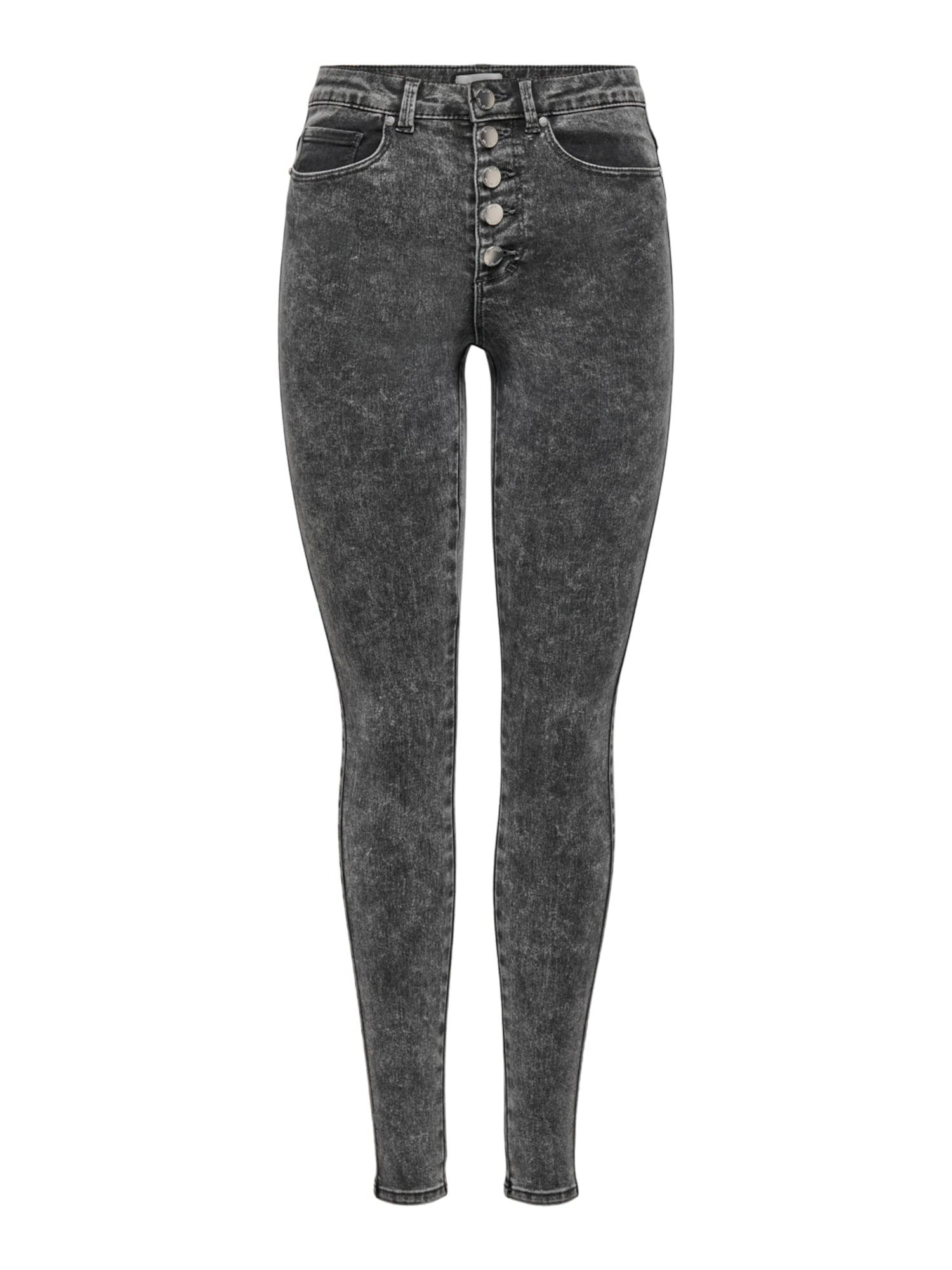 ONLY Jean 'ONLROYAL'  - Noir - Taille: M - female