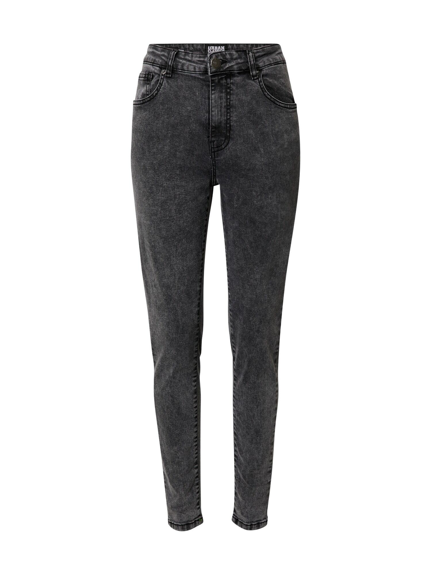 Urban Classics Jean  - Noir - Taille: 26 - female