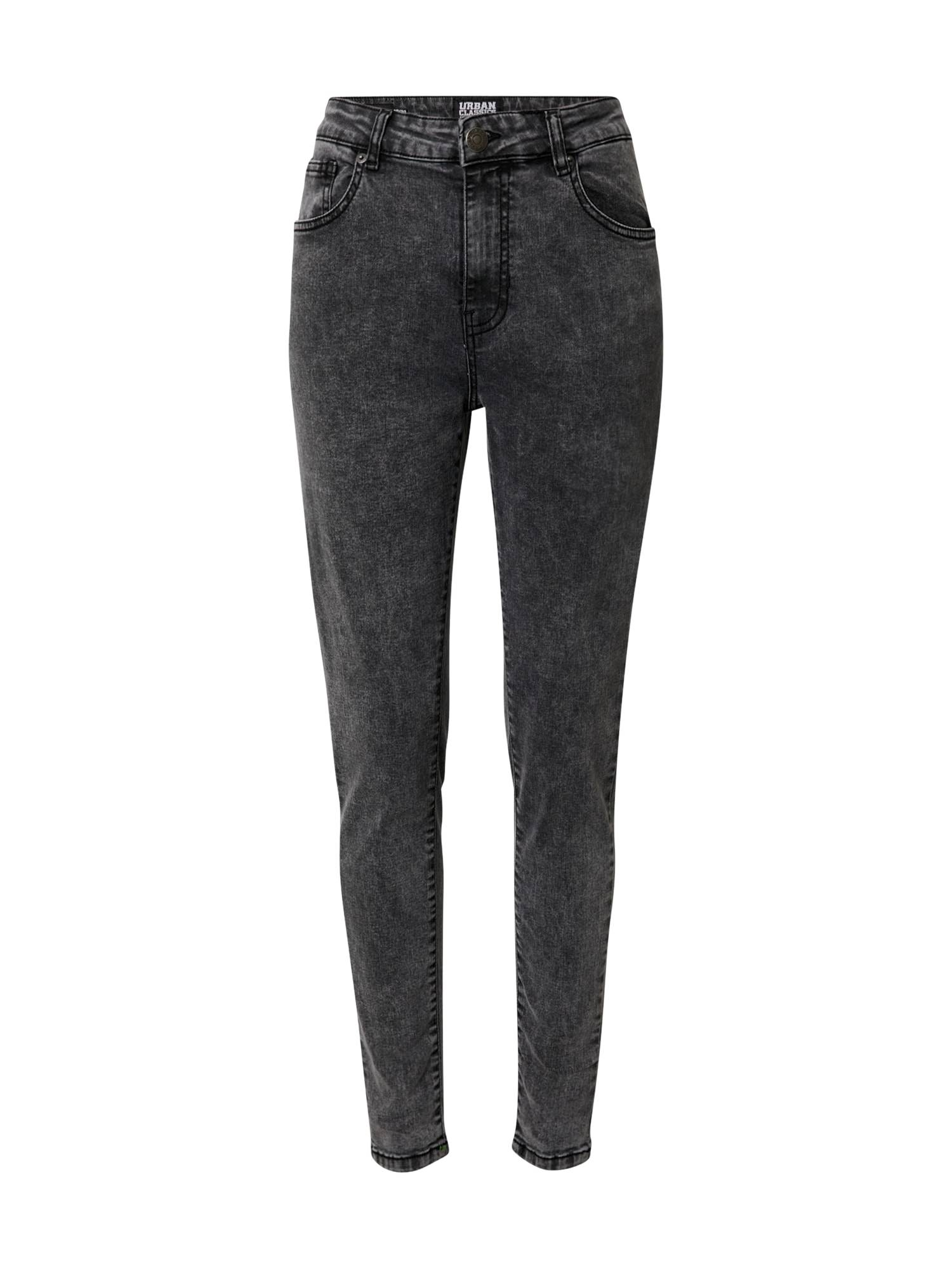 Urban Classics Jean  - Noir - Taille: 27 - female