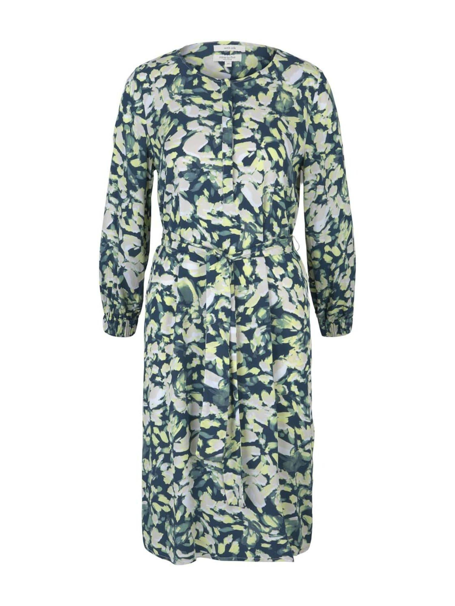 MINE TO FIVE Robe  - Bleu - Taille: 44 - female