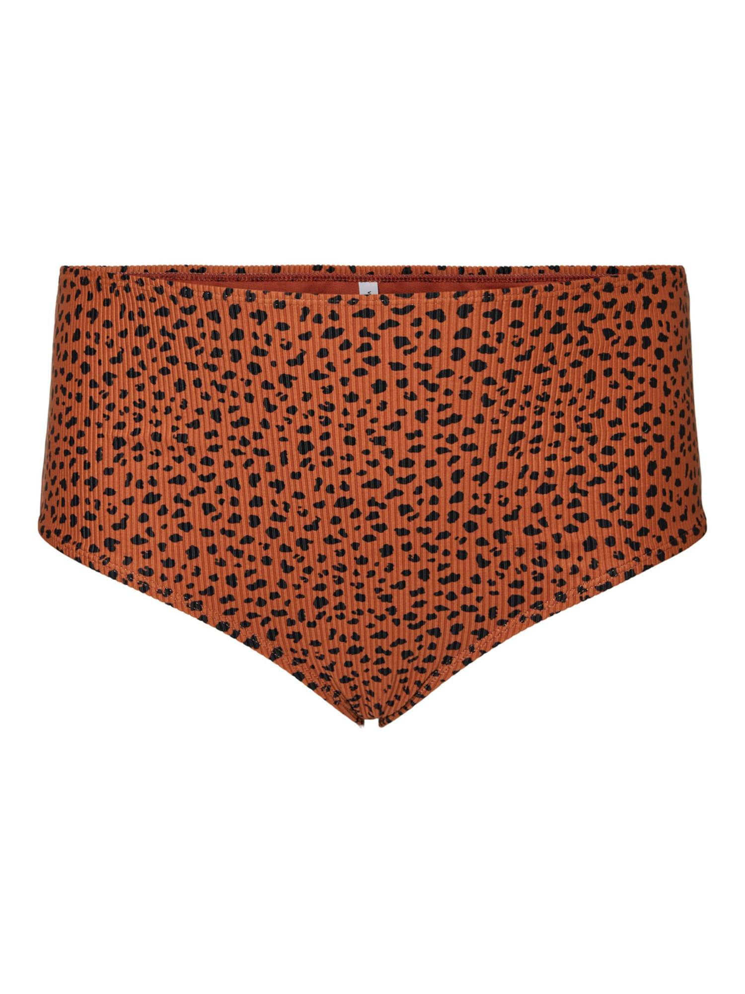 Vero Moda Curve Bas de bikini 'Madison'  - Marron - Taille: 48 - female