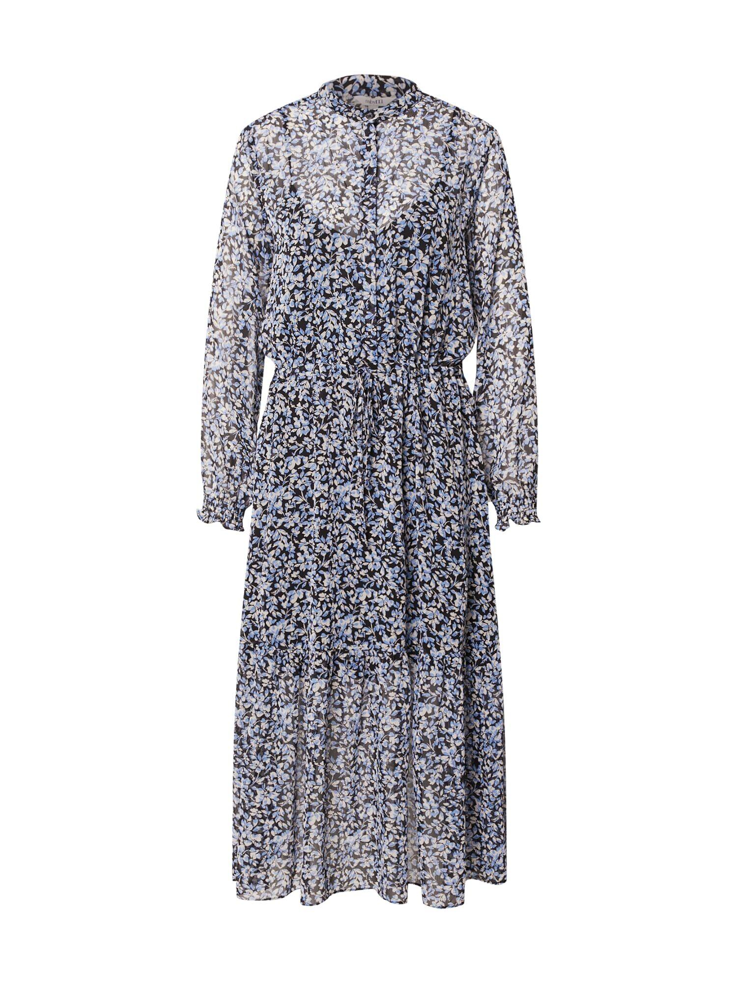 mbym Robe-chemise 'Diaz'  - Bleu - Taille: S - female