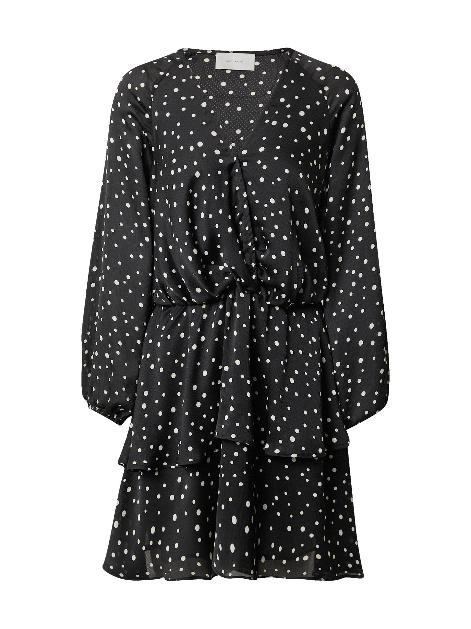 Neo Noir Robe 'Aurora'  - Noir - Taille: XL - female