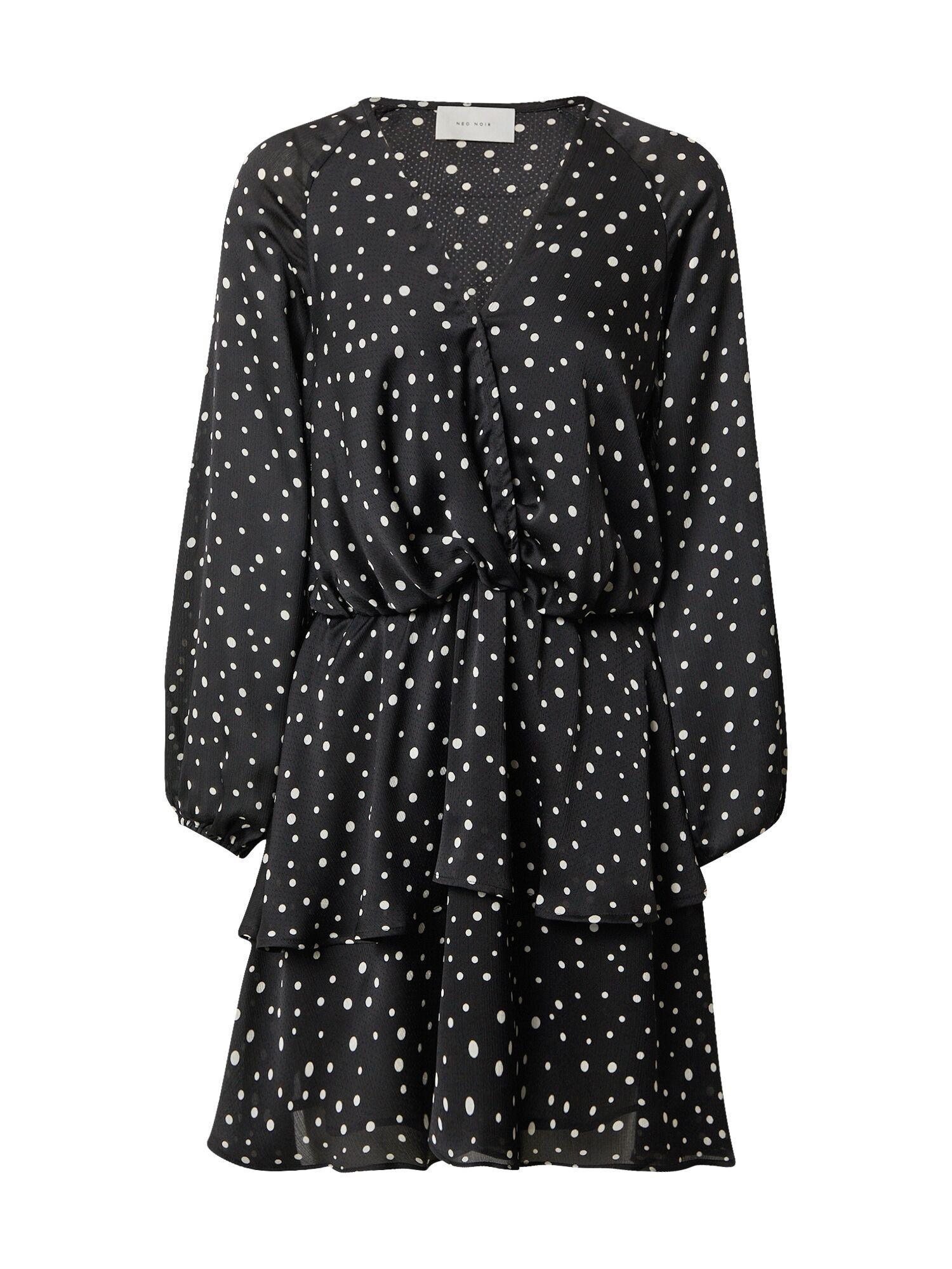 Neo Noir Robe 'Aurora'  - Noir - Taille: L - female