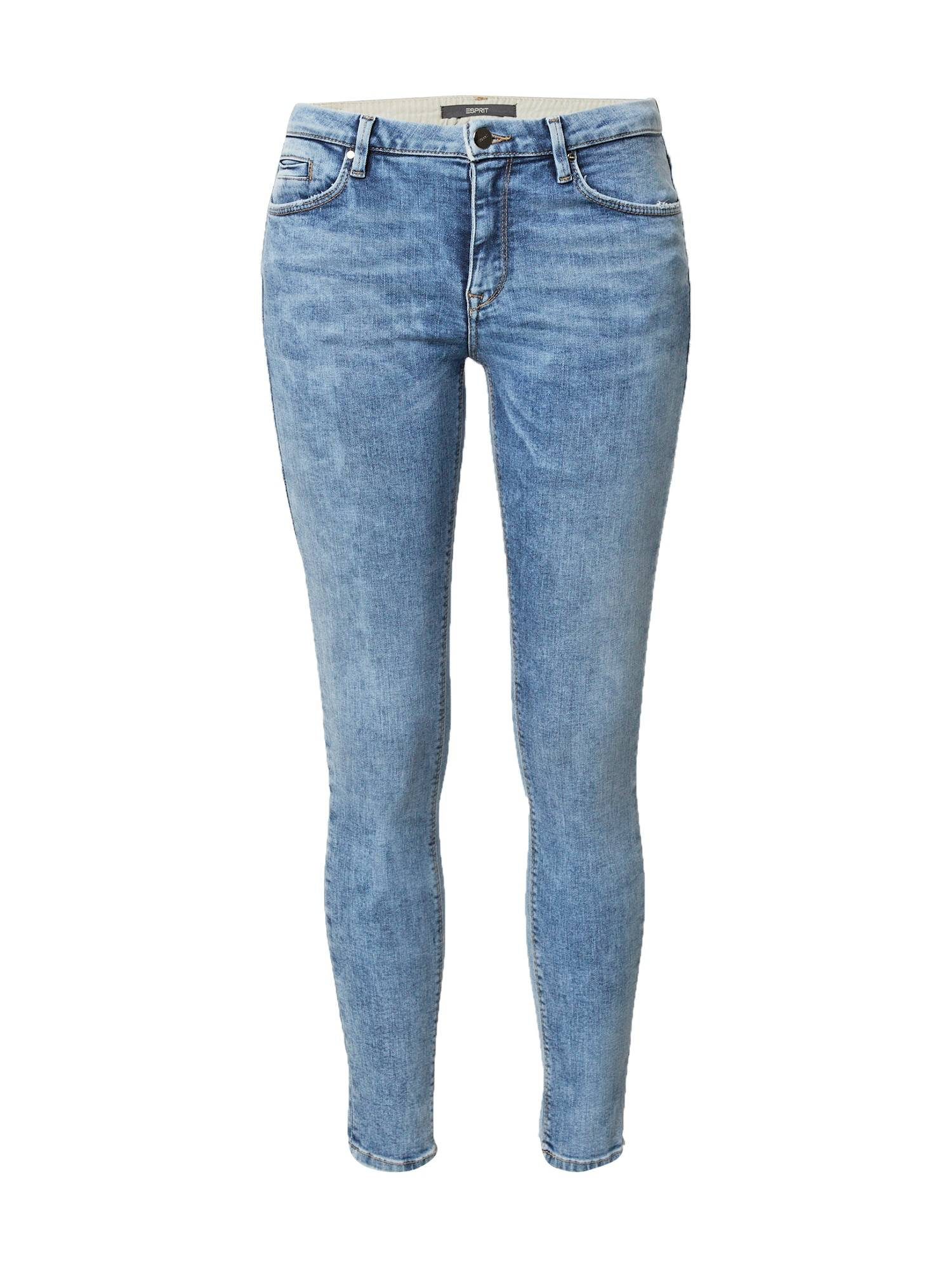 Esprit Jean  - Bleu - Taille: 32 - female