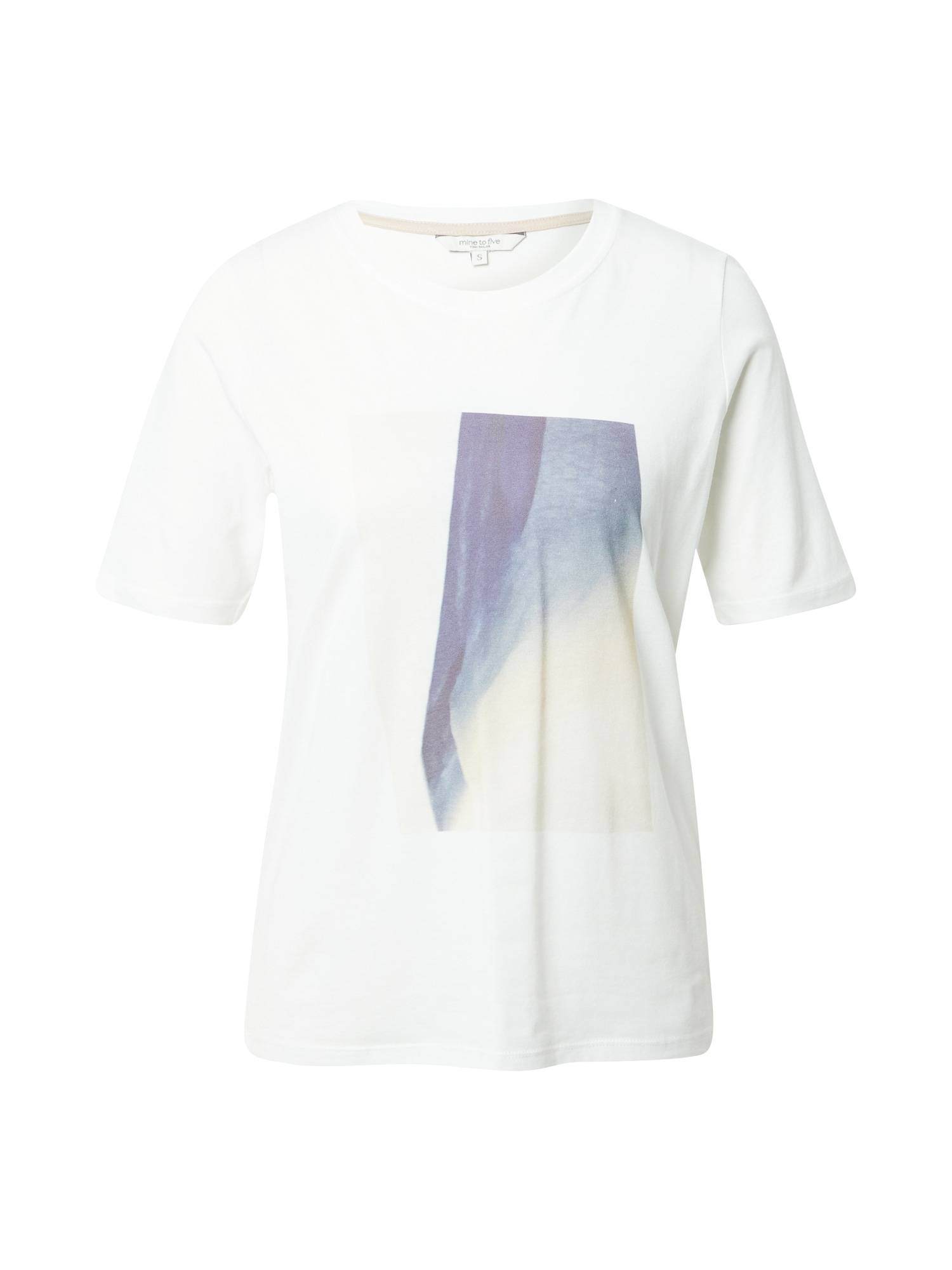 MINE TO FIVE T-shirt  - Blanc - Taille: XL - female