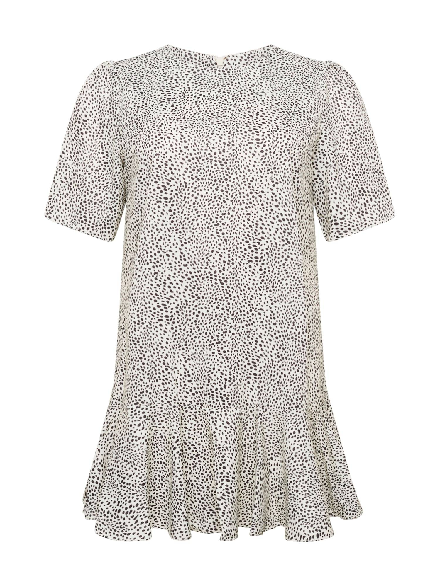 Chi Chi Curve Robe  - Blanc - Taille: 22 - female