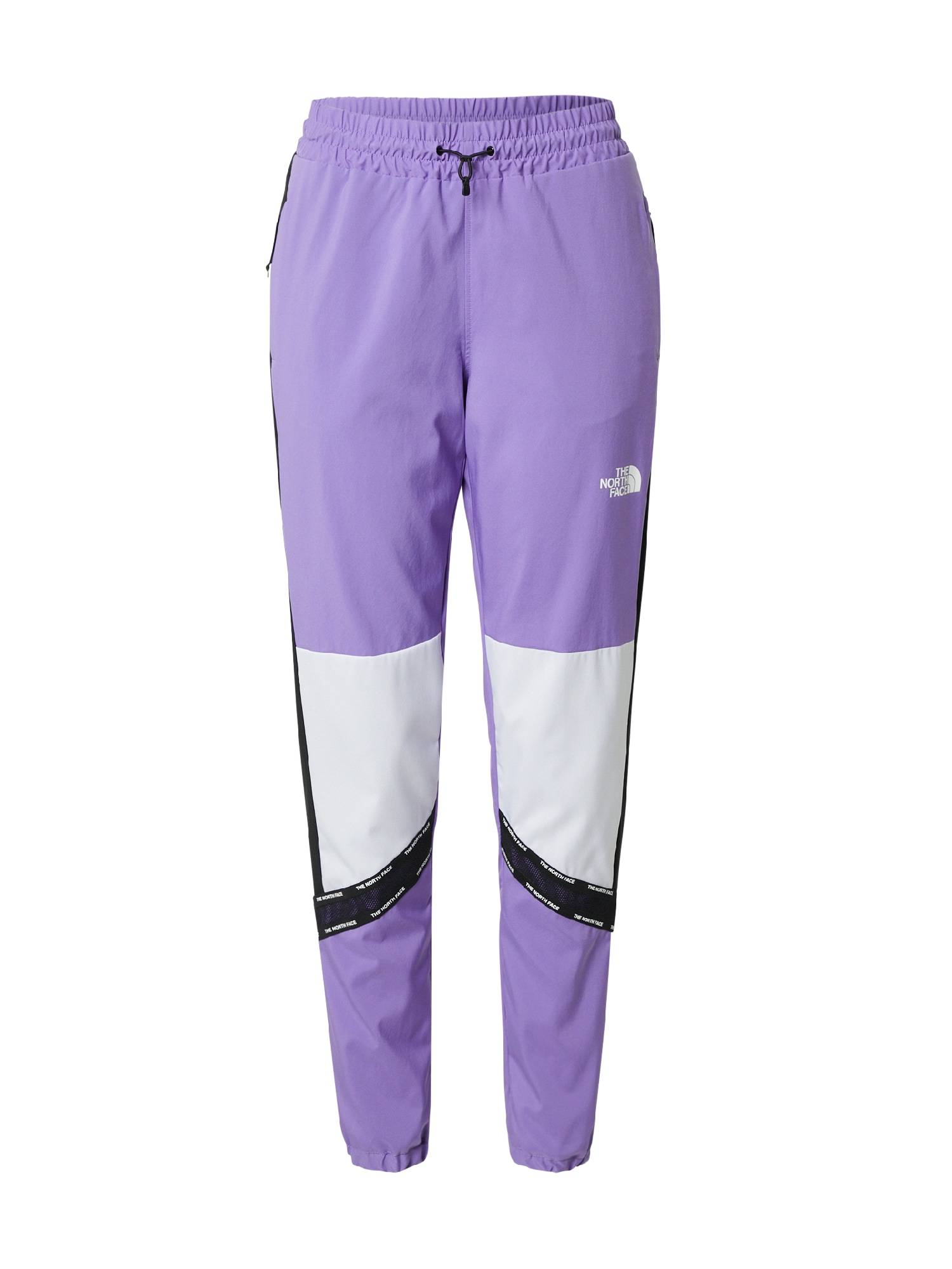 THE NORTH FACE Pantalon 'Train'  - Violet - Taille: L - female