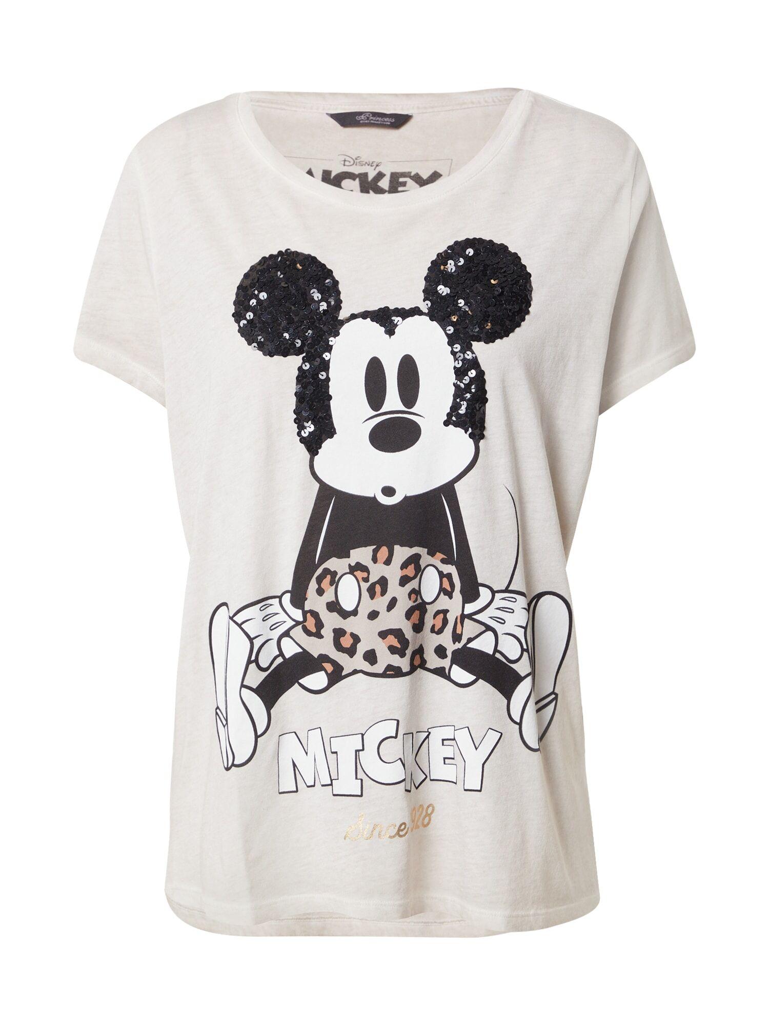 Princess T-shirt  - Beige - Taille: 42 - female