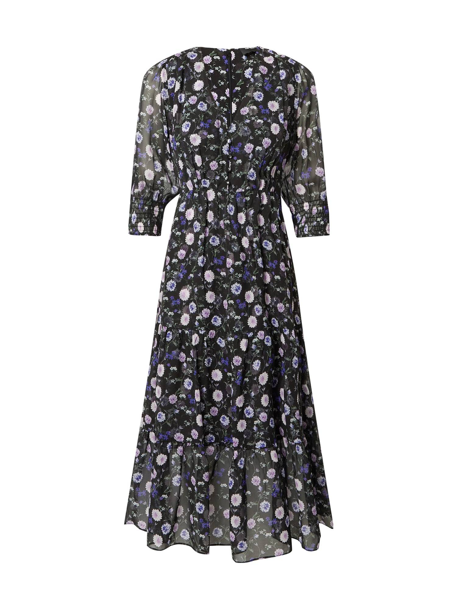 The Kooples Robe  - Noir - Taille: 2 - female