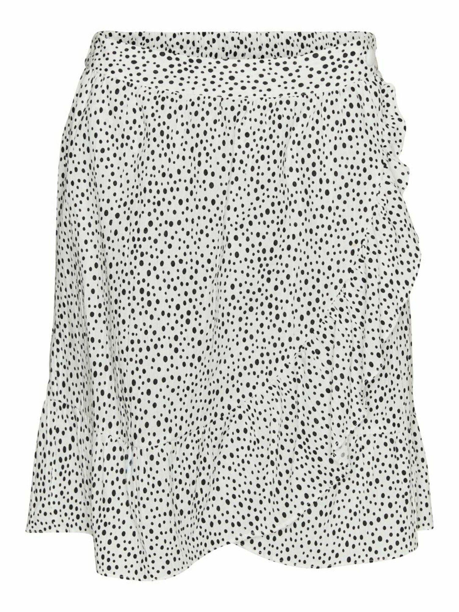 VERO MODA Jupe  - Blanc - Taille: XS - female