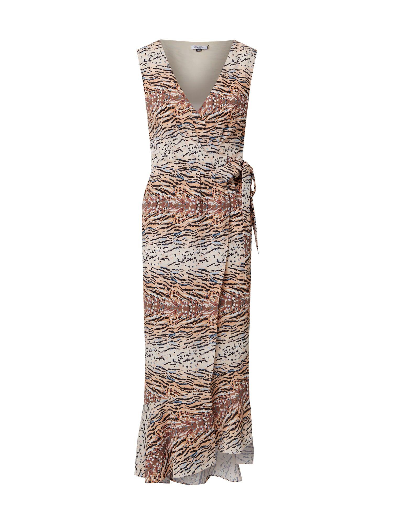 Chi Chi Curve Robe  - MéLange De Couleurs - Taille: 14 - female