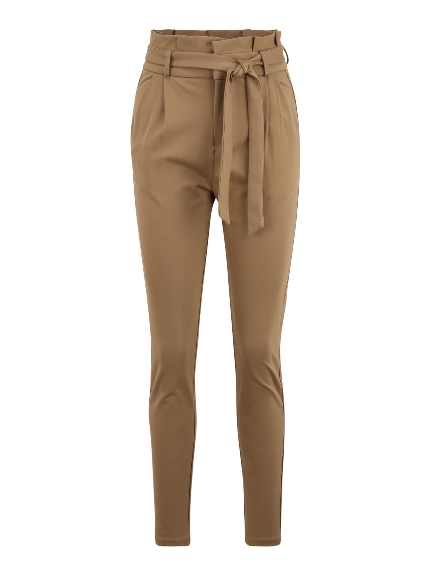 Vero Moda Tall Pantalon à pince 'Eva'  - Marron - Taille: M - female