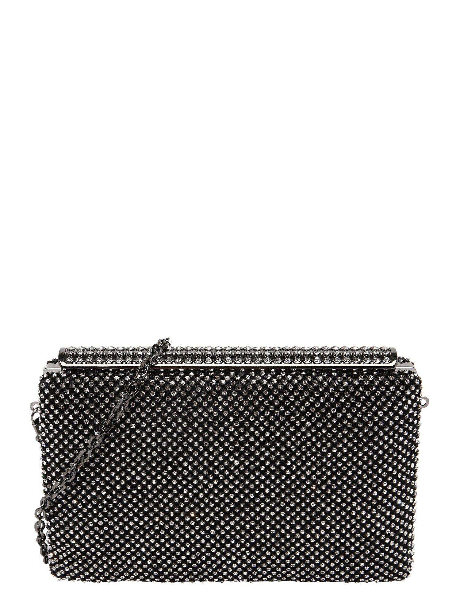 mascara Sac à bandoulière 'BOX DIAMOND'  - Noir - Taille: One Size - female