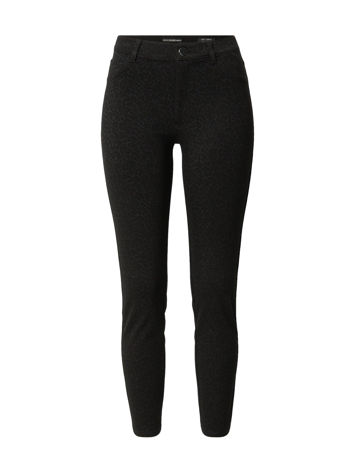 GUESS Pantalon 'SEXY CURVE'  - Noir - Taille: 25 - female