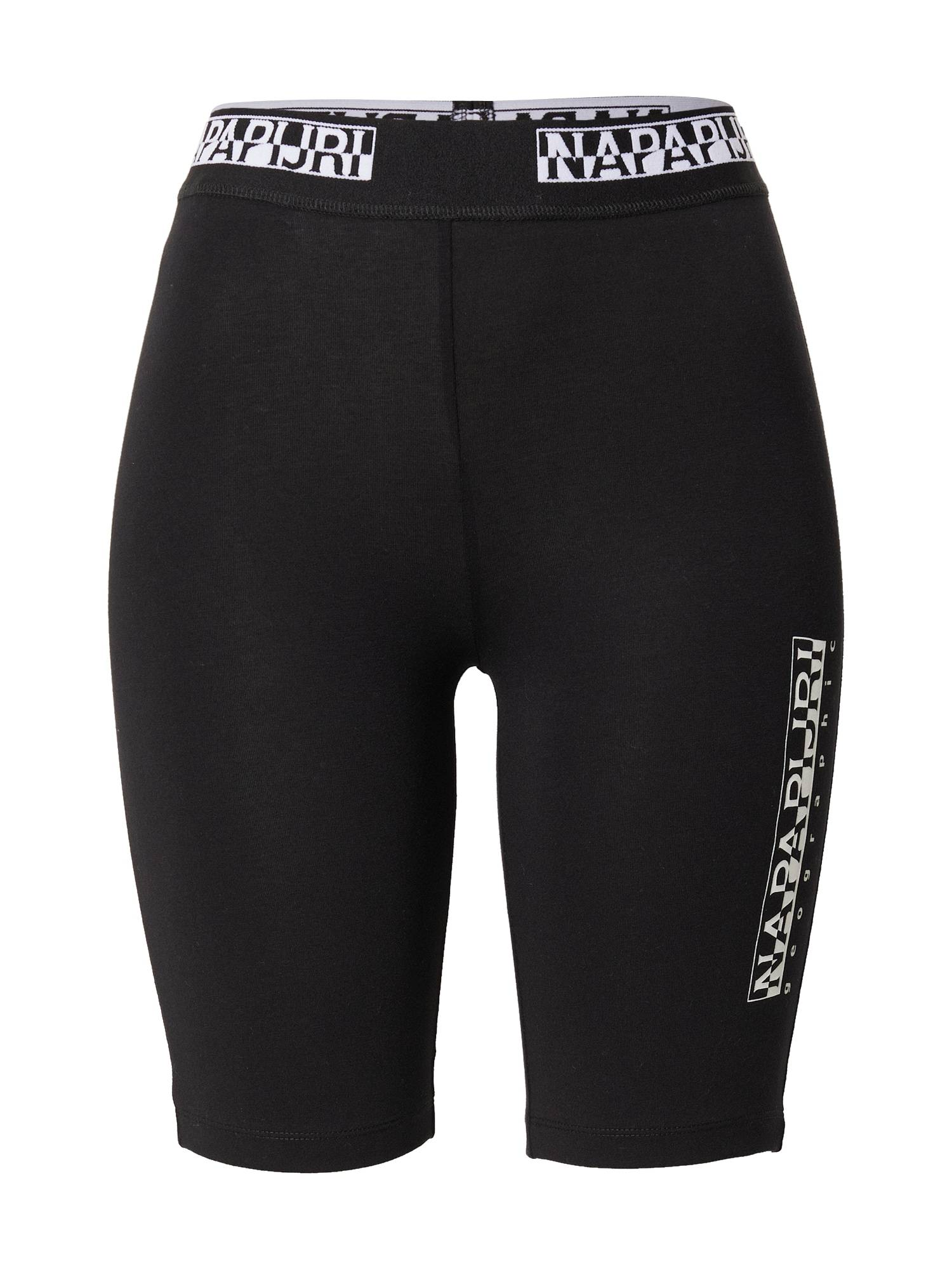 NAPAPIJRI Leggings 'N-BOX'  - Noir - Taille: XL - female