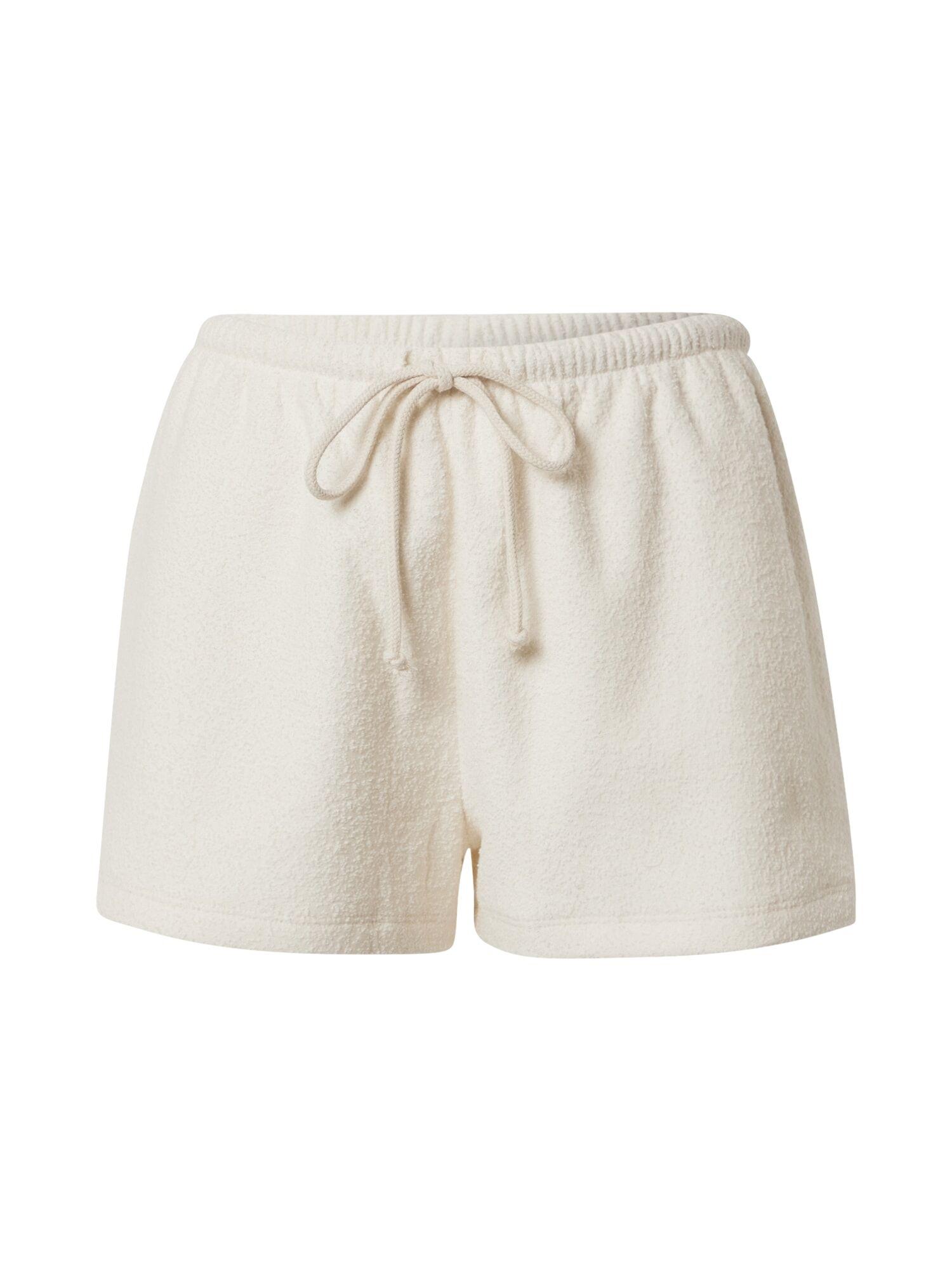 AMERICAN VINTAGE Pantalon 'BOBY09A'  - Beige - Taille: S - female