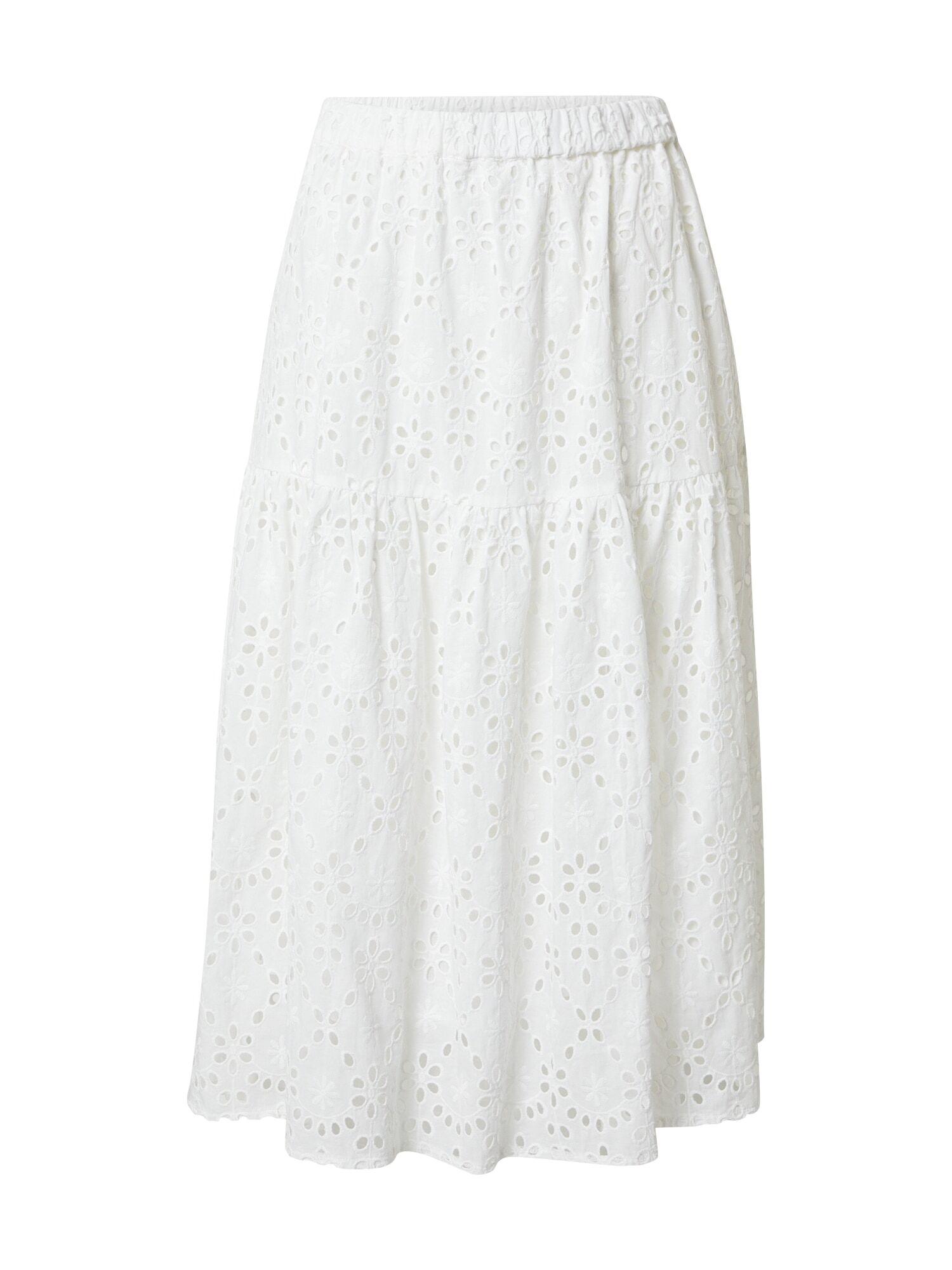 Princess Jupe 'Hole'  - Blanc - Taille: 40 - female