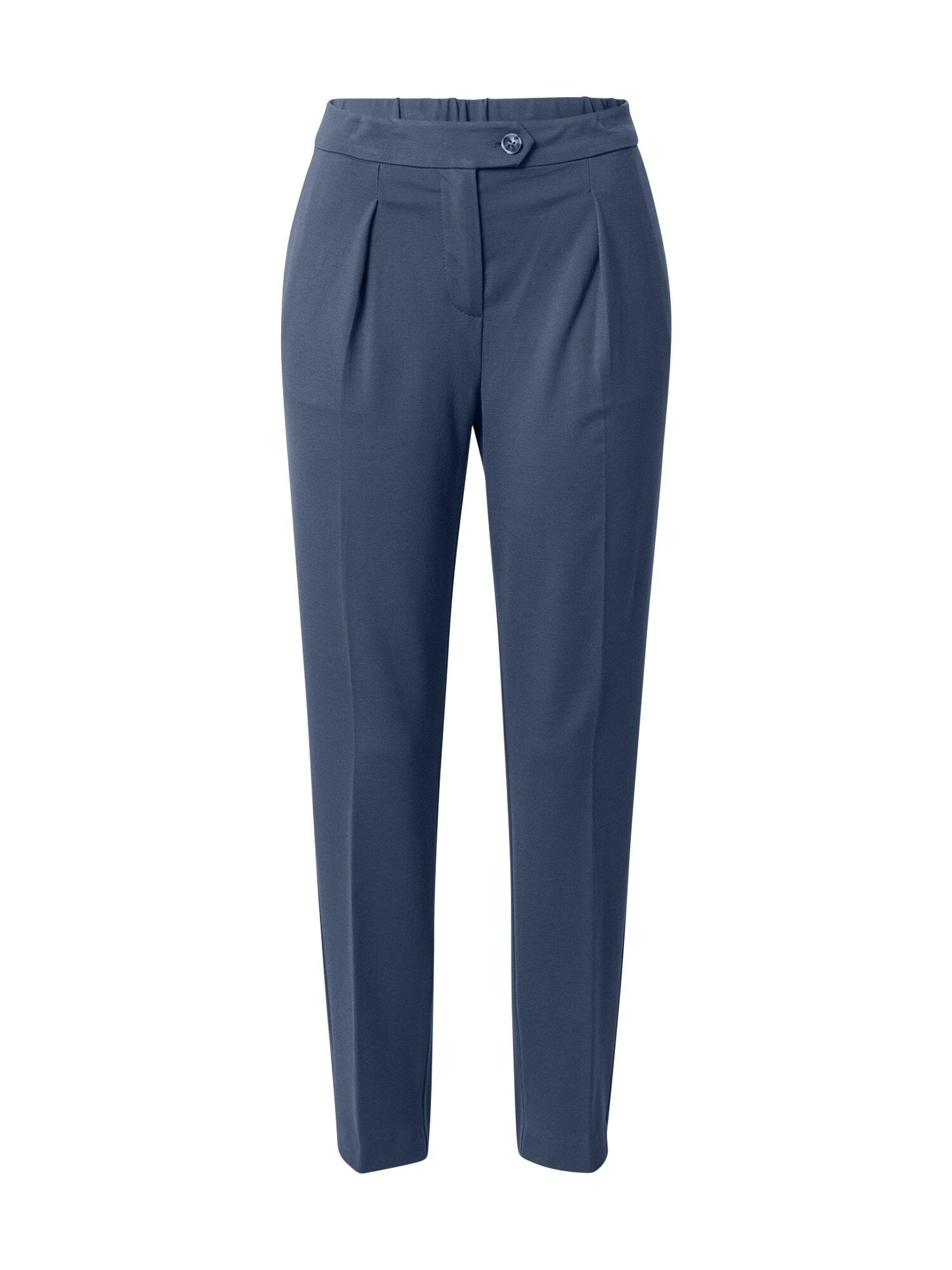 MINE TO FIVE Pantalon à pince  - Bleu - Taille: 40 - female