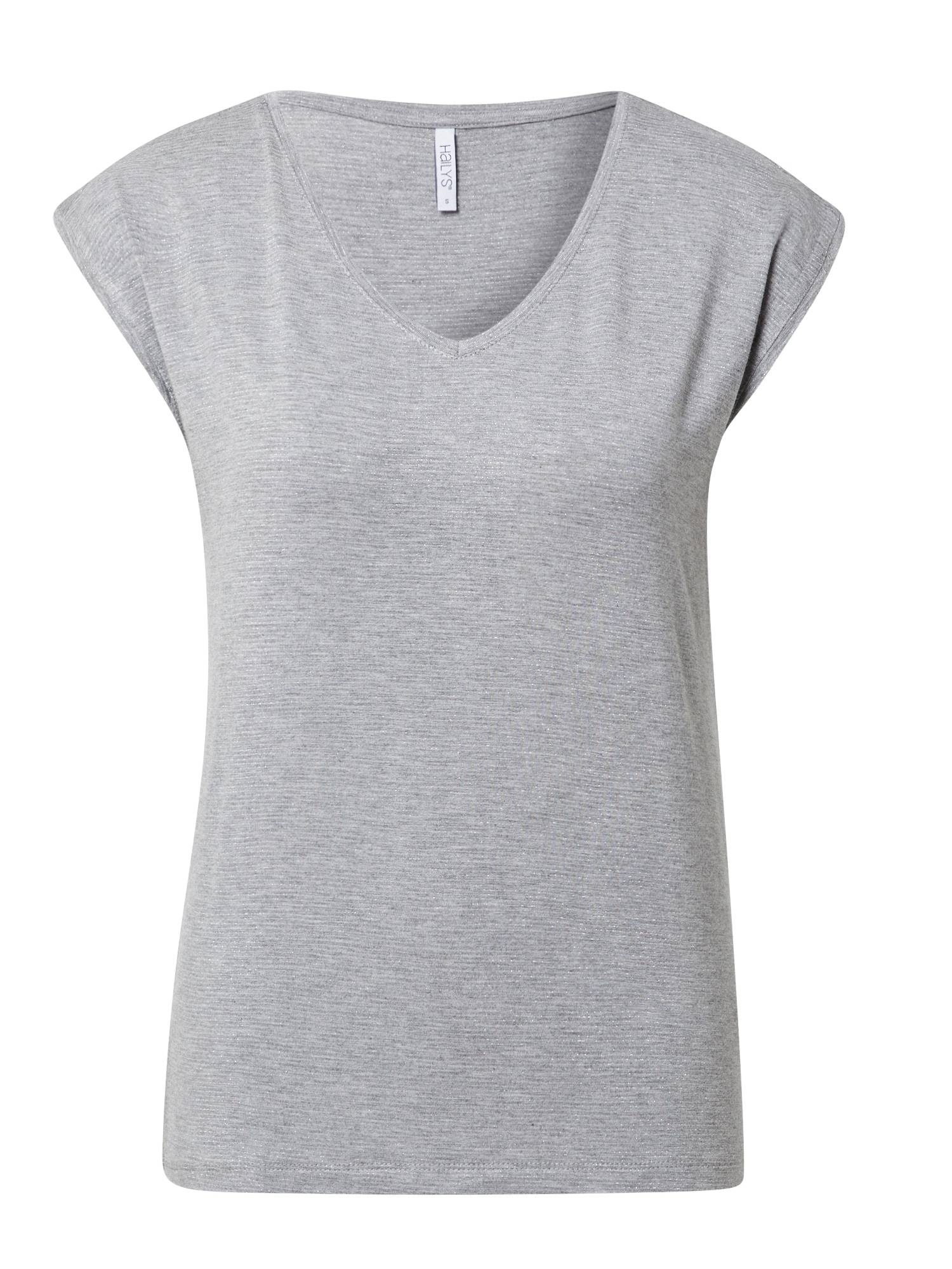 Hailys T-shirt 'TP Luxe'  - Gris - Taille: XS - female