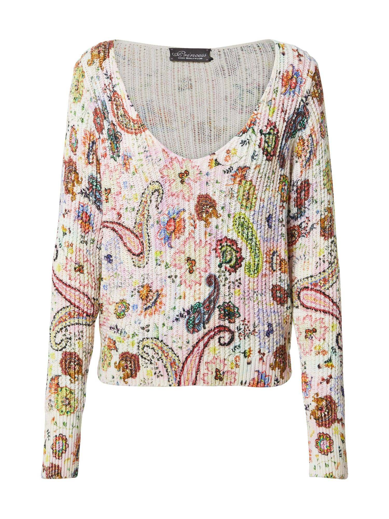 Princess Pull-over  - MéLange De Couleurs - Taille: 34 - female