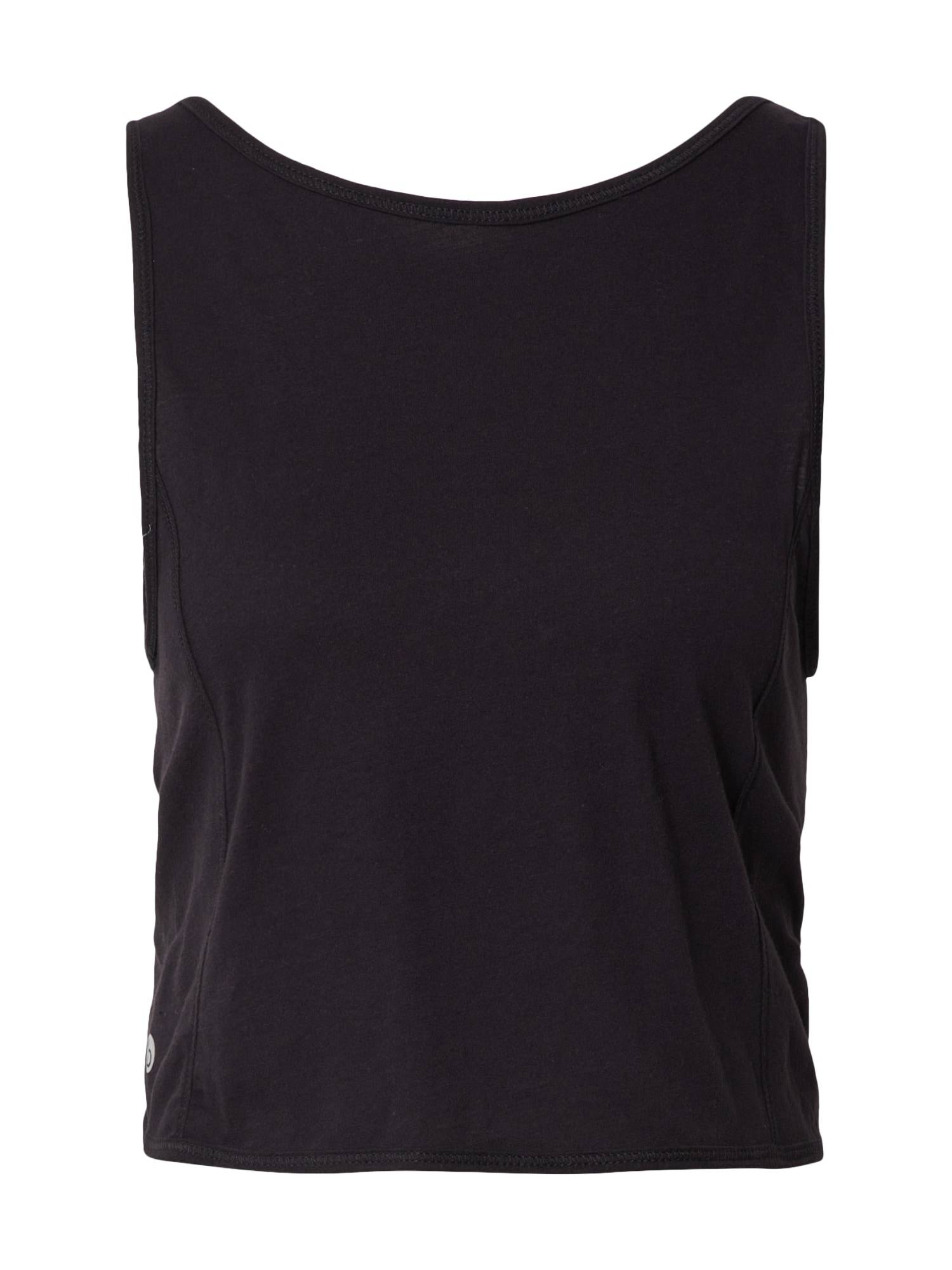 Cotton On Haut 'ON THE GO'  - Noir - Taille: XS - female