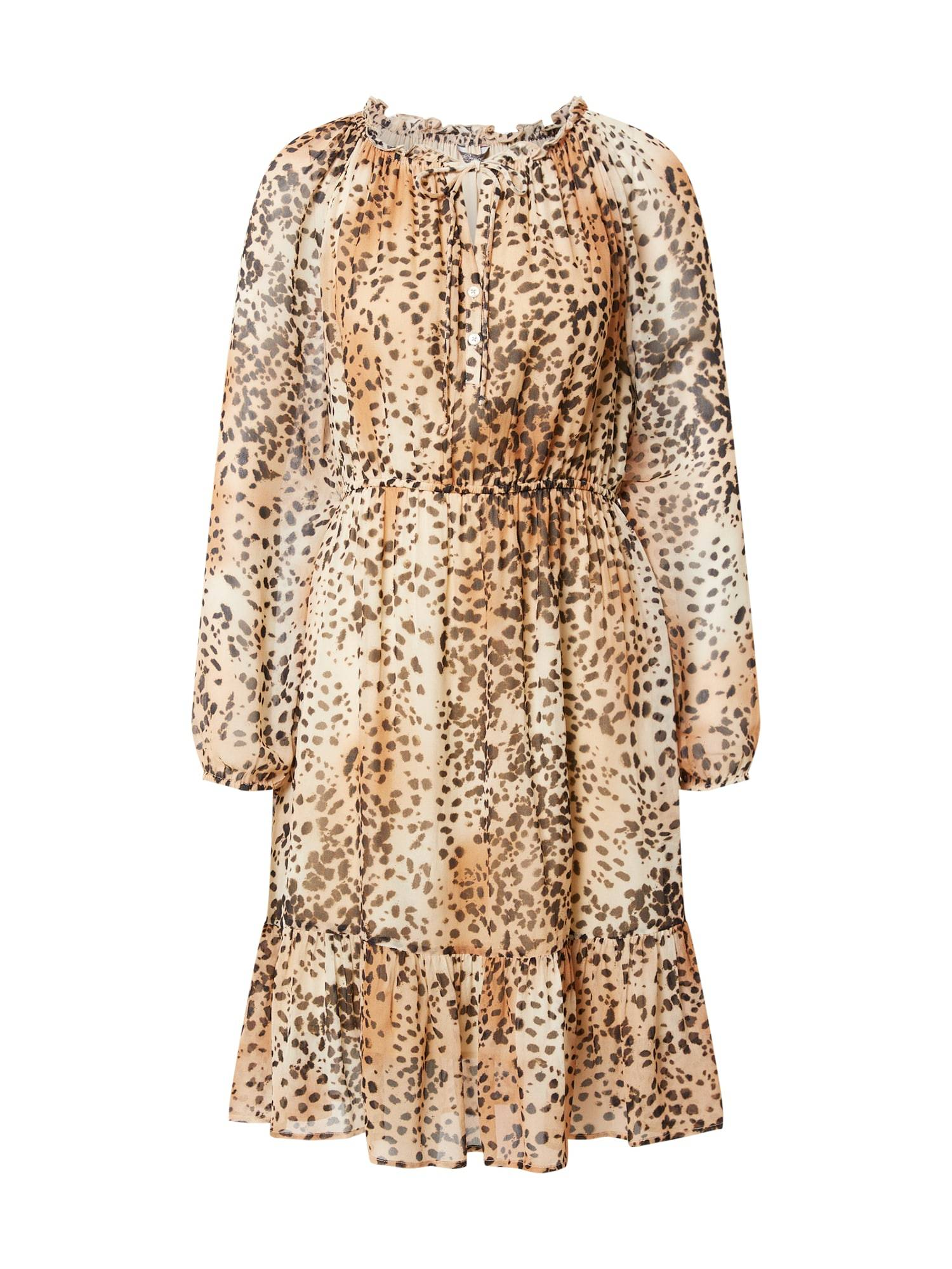 Princess Robe-chemise  - Beige - Taille: 42 - female