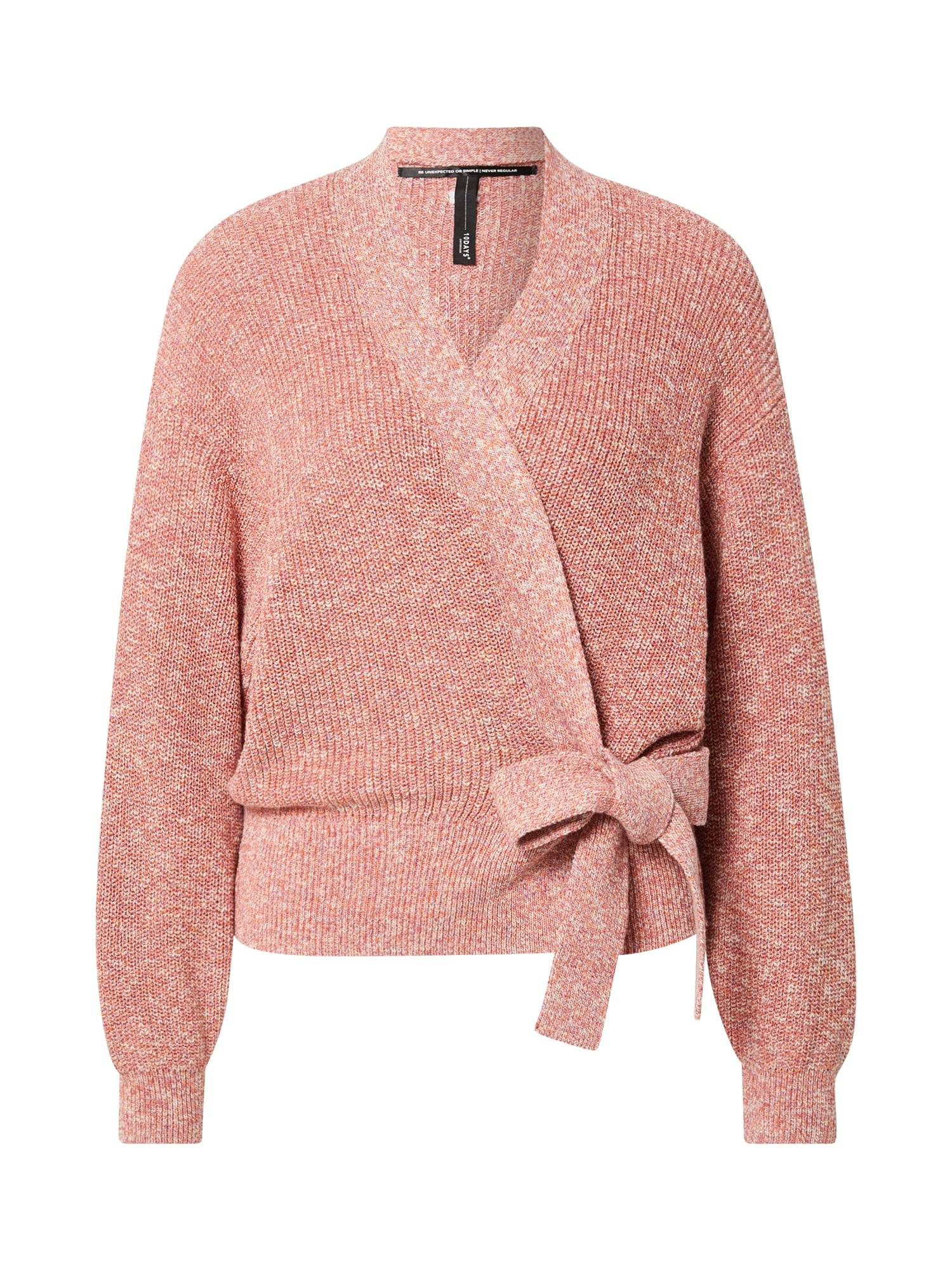 10Days Cardigan  - Rose - Taille: XS - female