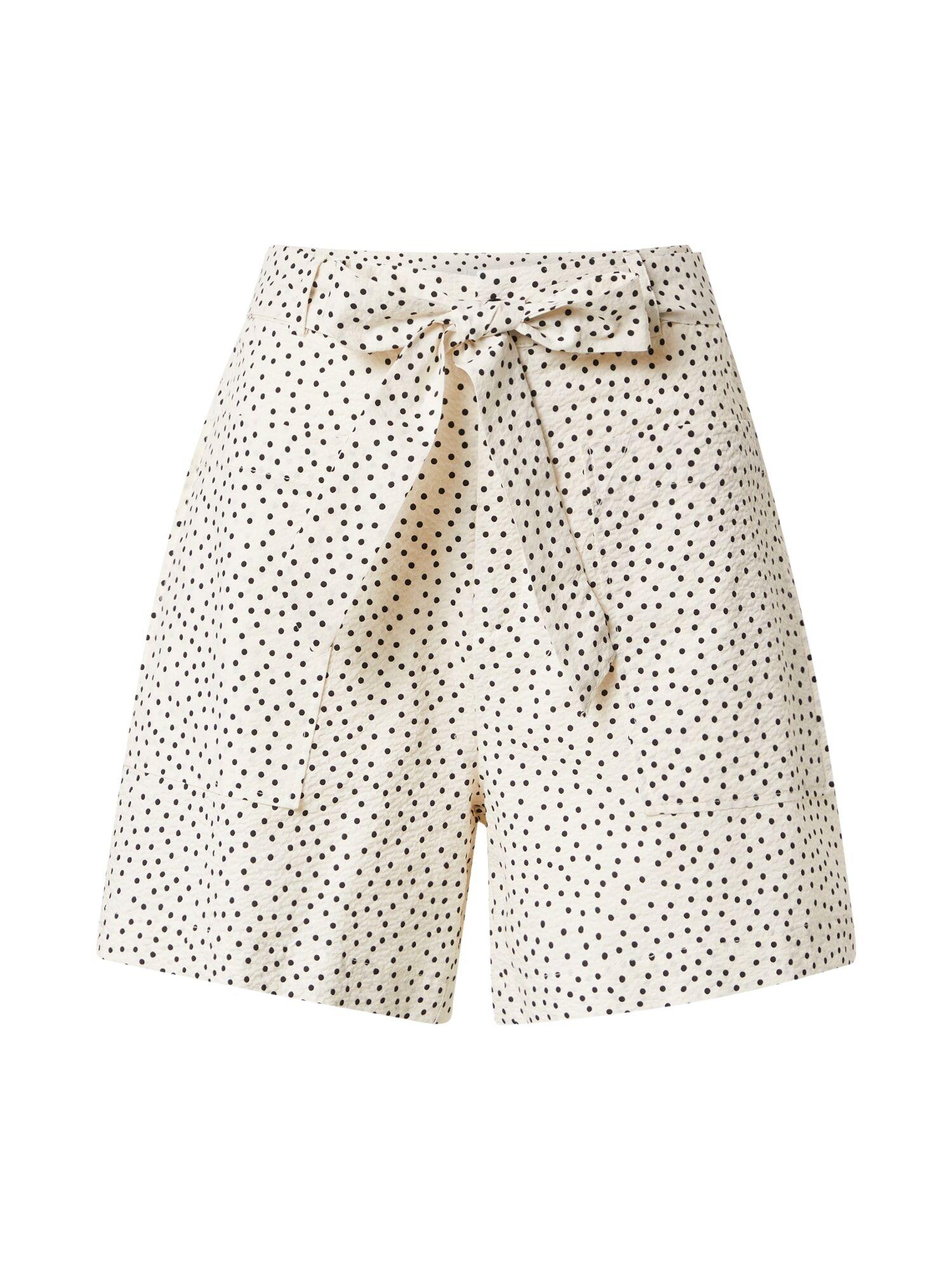 OBJECT Pantalon 'Nour'  - Beige - Taille: 34 - female