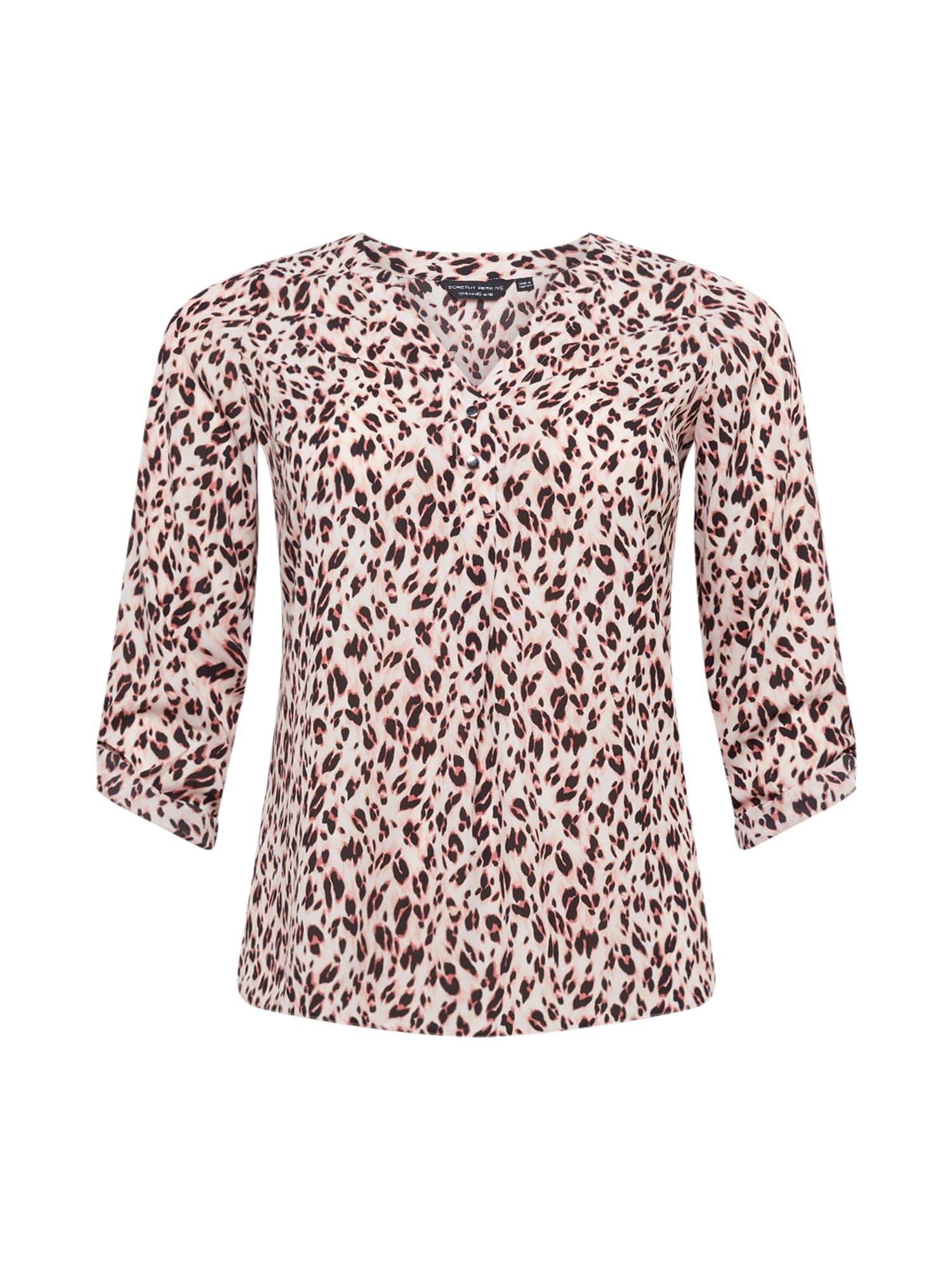 Dorothy Perkins Curve T-shirt  - Rose - Taille: 24 - female