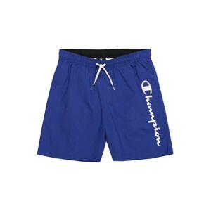 Champion Authentic Athletic Apparel Shorts de bain 'Beachshort'  - Bleu - Taille: S - boy - Publicité