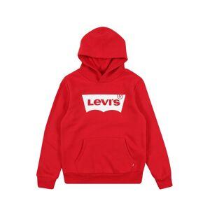 LEVI'S Sweat 'Batwing'  - Rouge - Taille: 10 - boy - Publicité