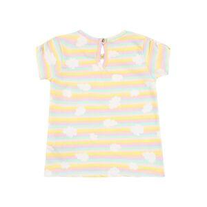 United T-Shirt  - MéLange De Couleurs - Taille: 62 - kids - Publicité