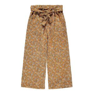 NAME IT Pantalon 'KARIN'  - Orange - Taille: 140 - girl - Publicité