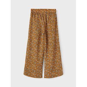 NAME IT Pantalon 'KARIN'  - Orange - Taille: 122 - girl - Publicité