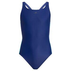 ADIDAS PERFORMANCE Maillot de bain de sport  - Bleu - Taille: 152 - girl - Publicité