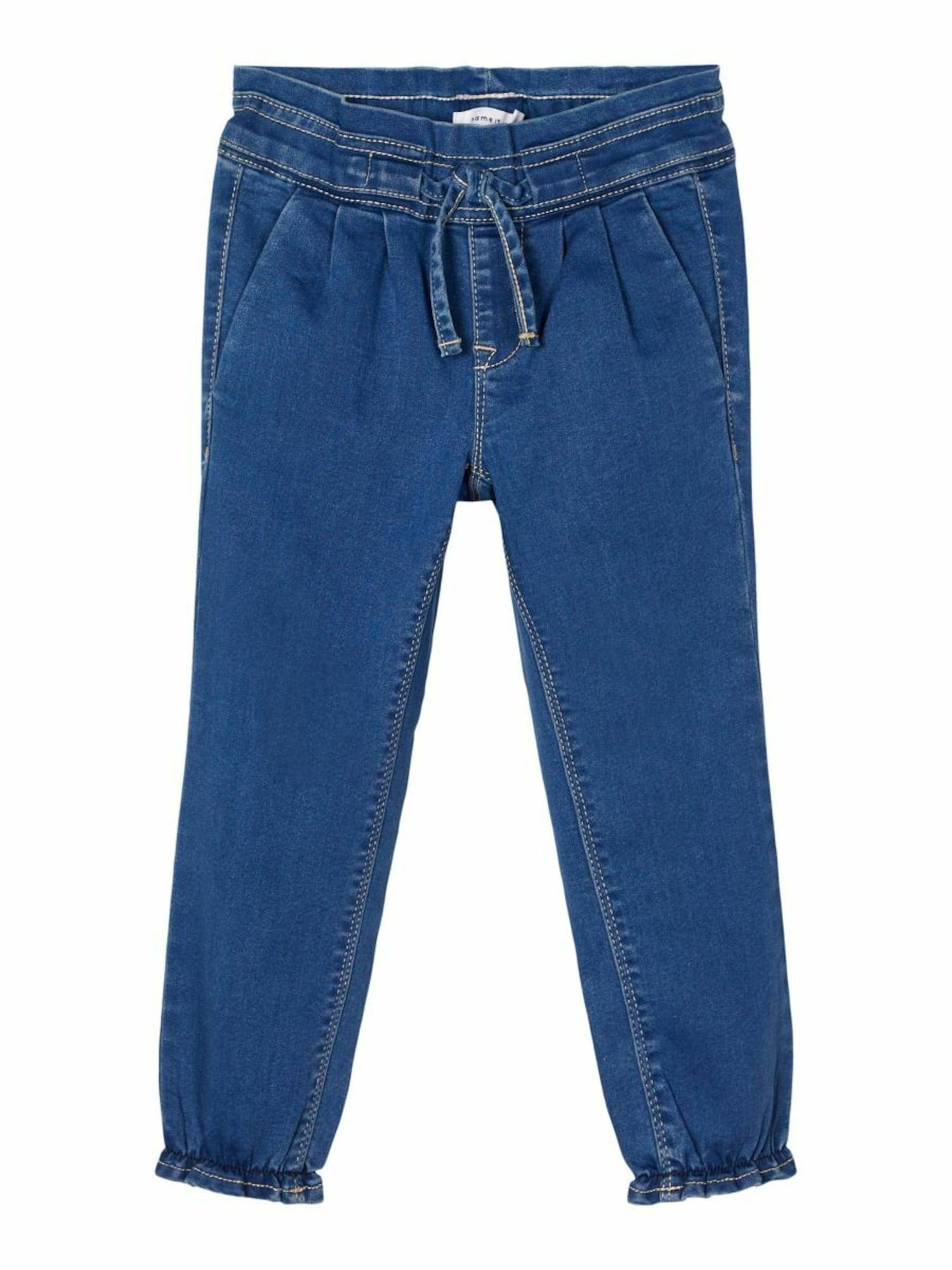 NAME IT Jean 'BIBI'  - Bleu - Taille: 110 - girl