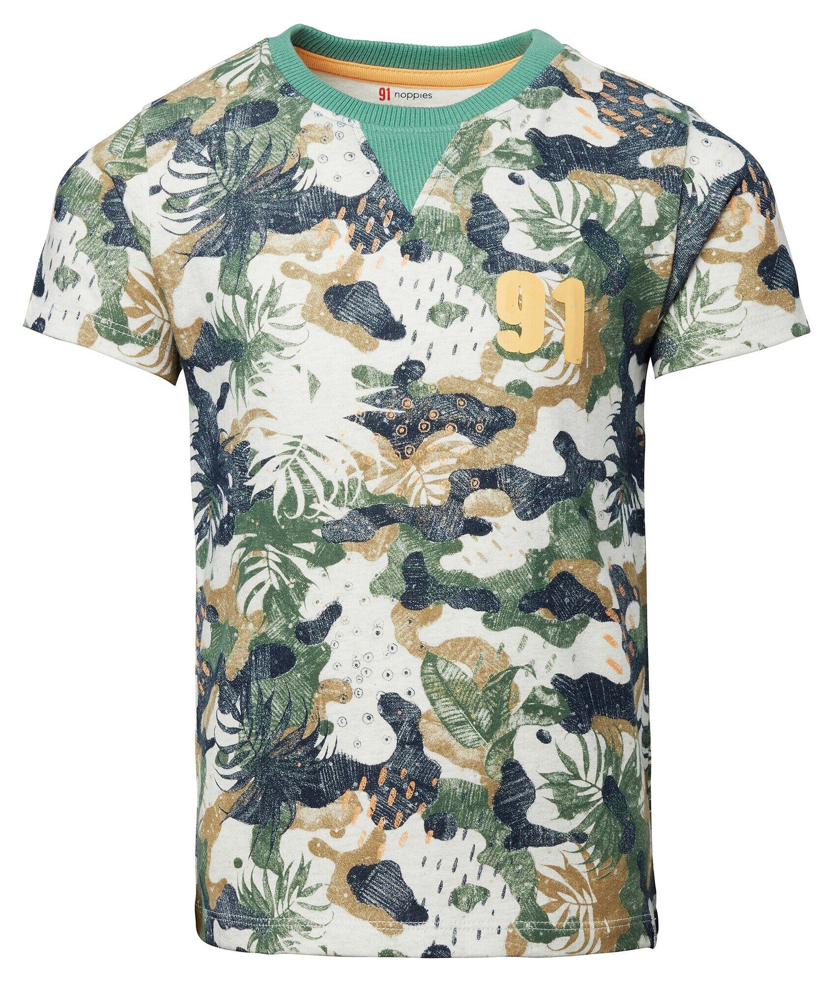Noppies T-Shirt 'Legume'  - MéLange De Couleurs - Taille: 116 - boy