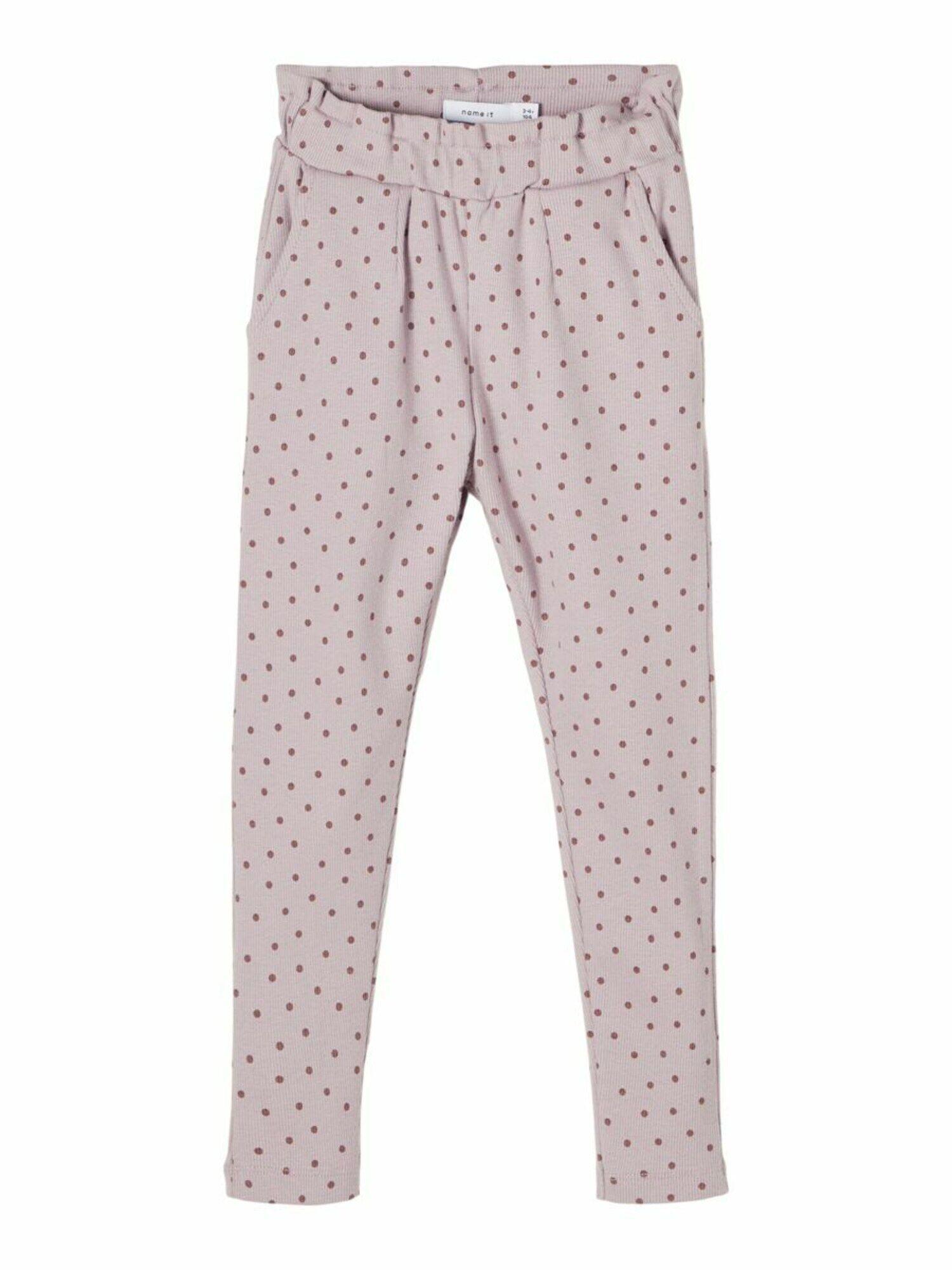 NAME IT Pantalon  - Violet - Taille: 92 - girl