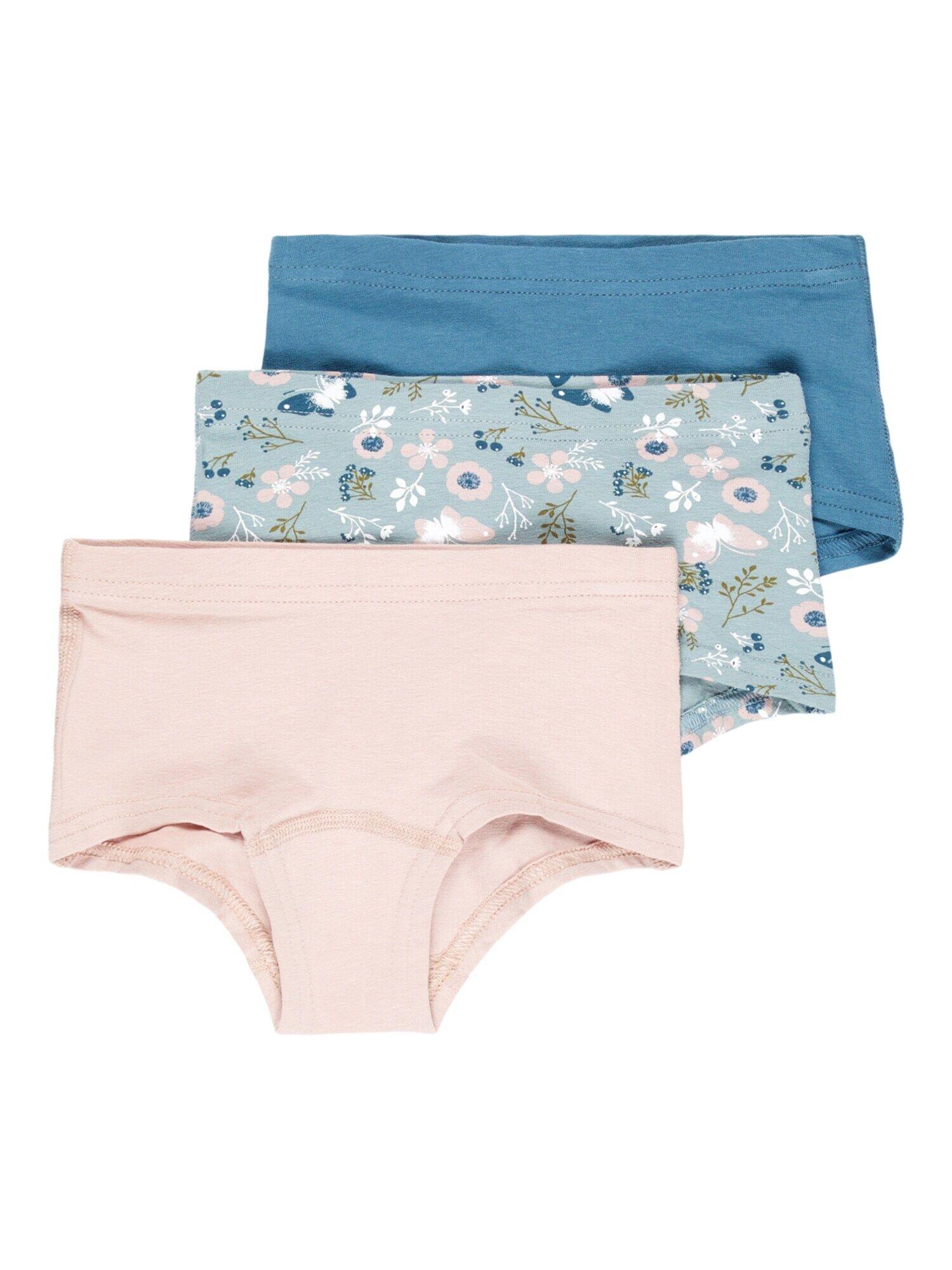 NAME IT Sous-vêtements  - Rose, Bleu - Taille: 98 - girl